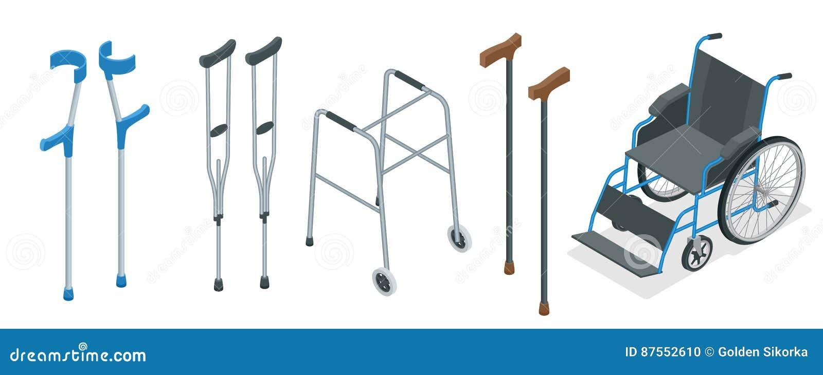 Sistema Isométrico De Ayudas De La Movilidad Incluyendo Una