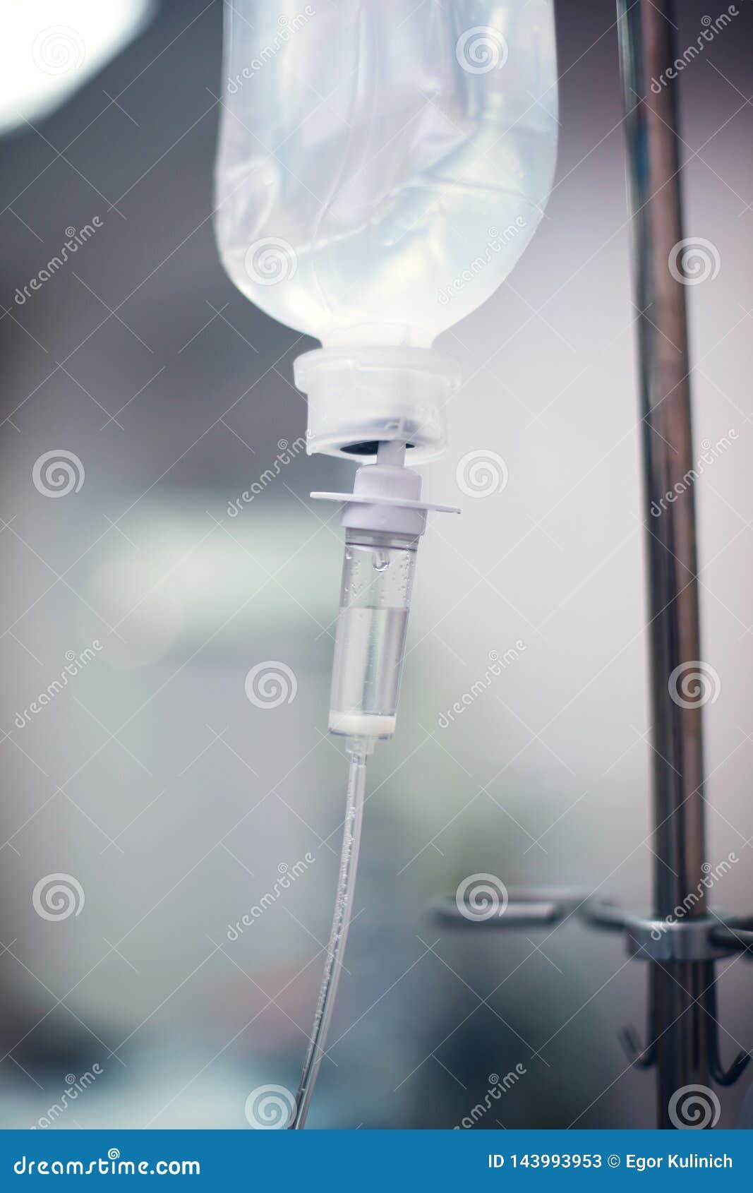 Sistema para la infusión intravenosa Primer