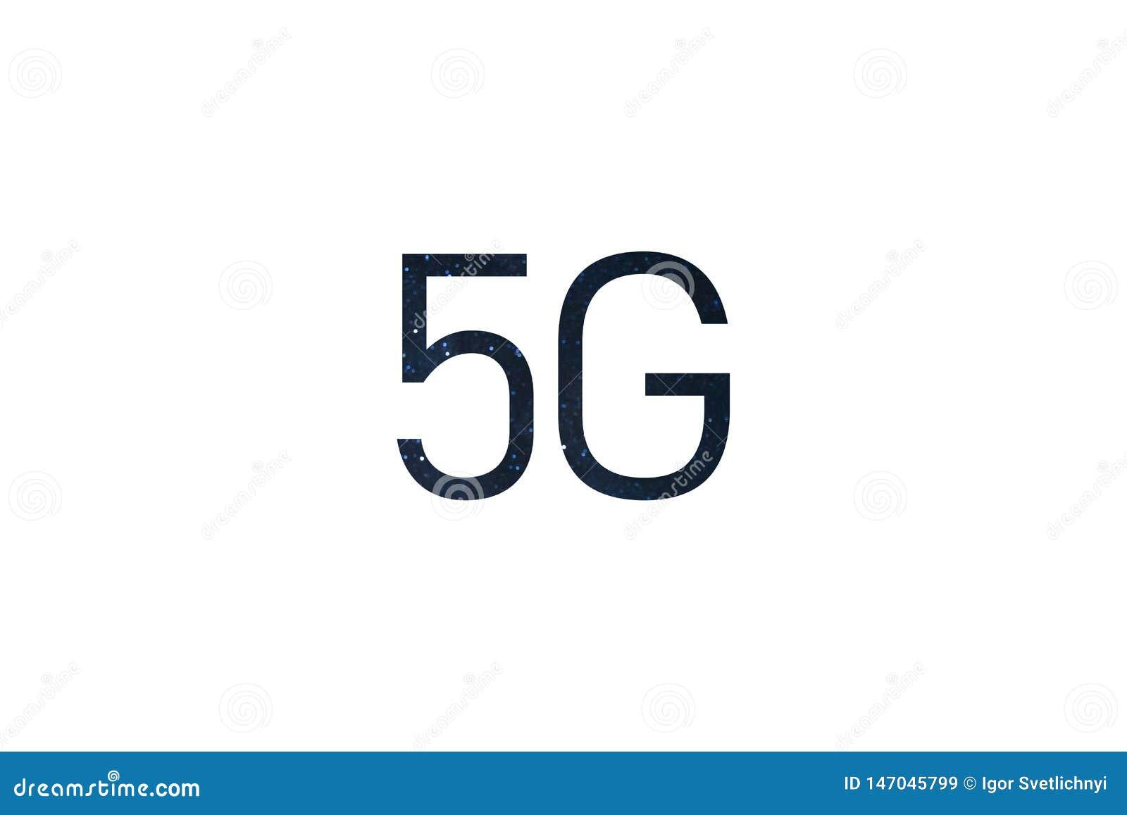 Sistemas sem fio da rede do ?cone 5G e Internet das coisas Sum?rio global com r?dio