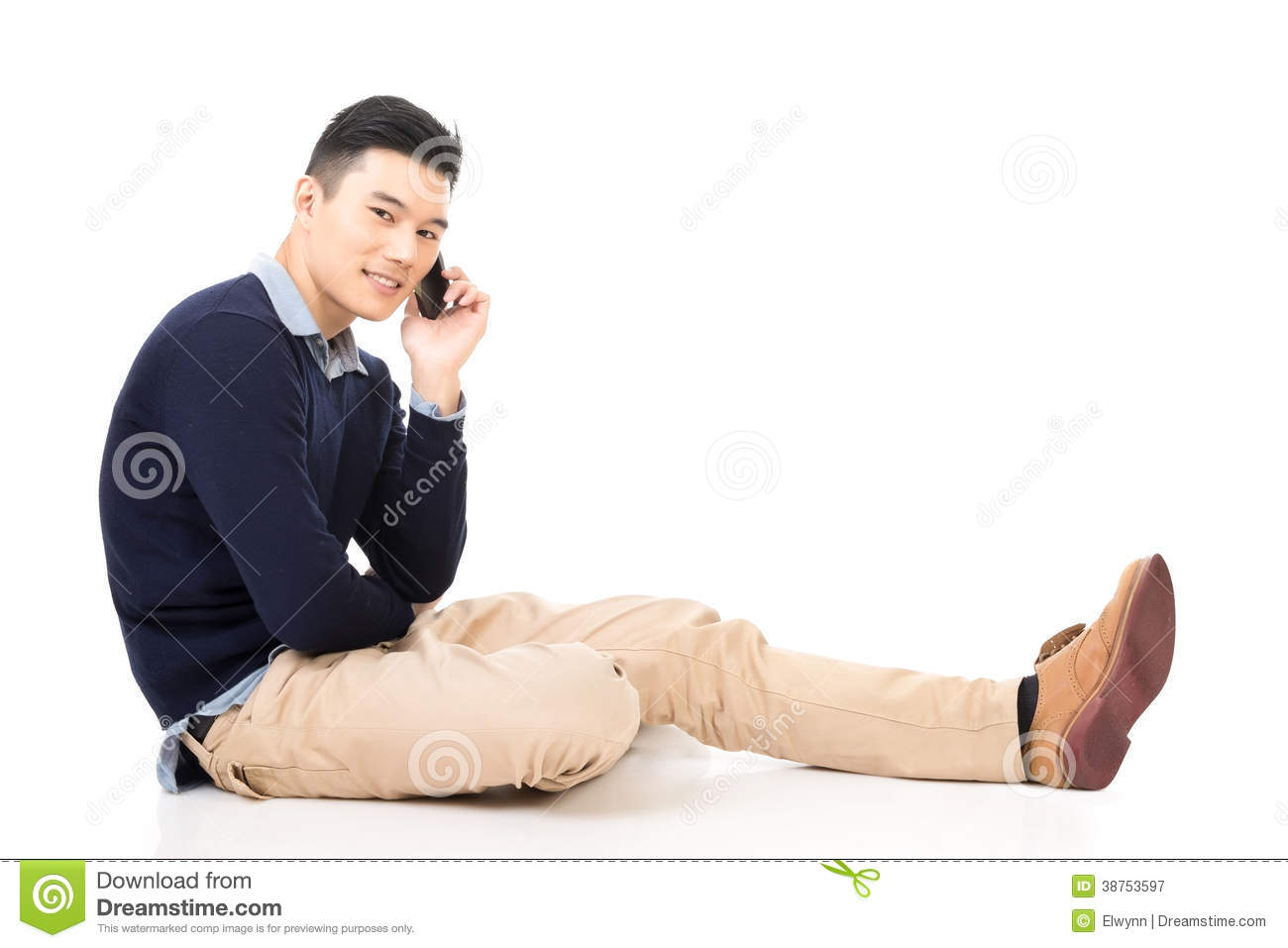 How to sit in contact
