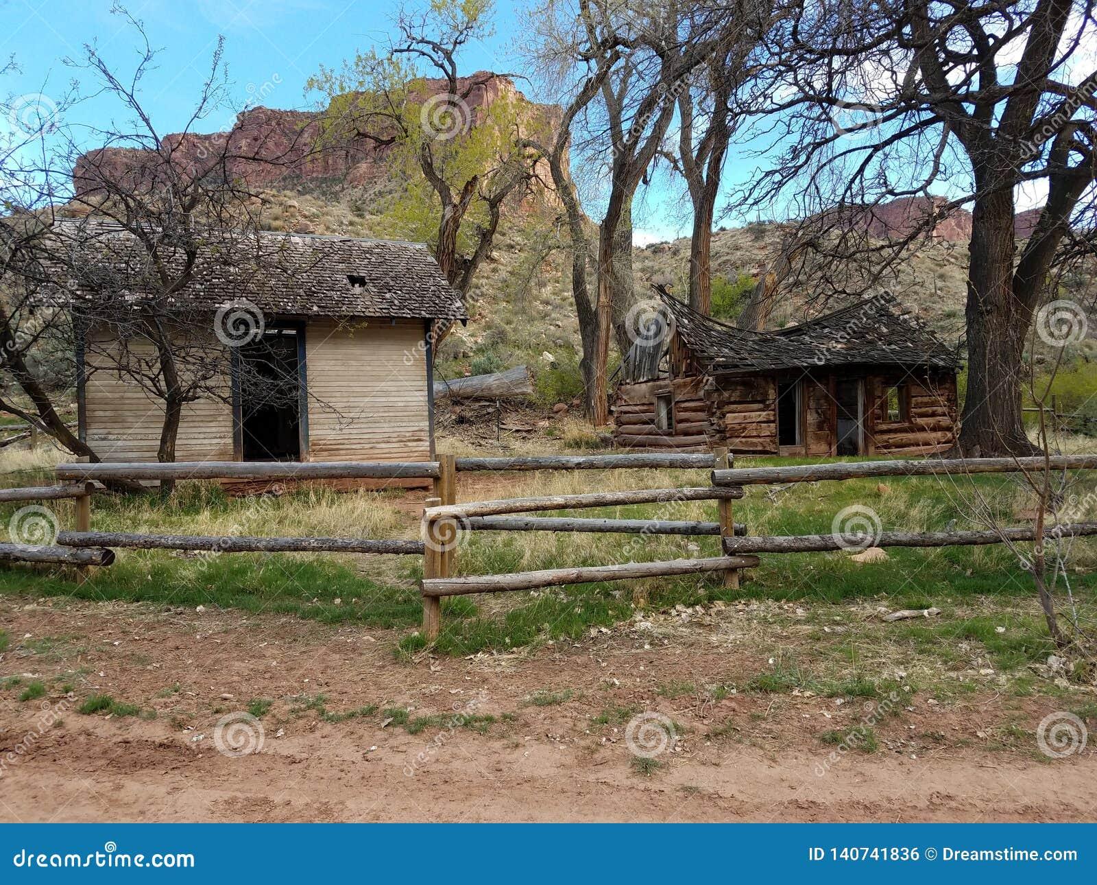 Site de ferme de Beaver Creek