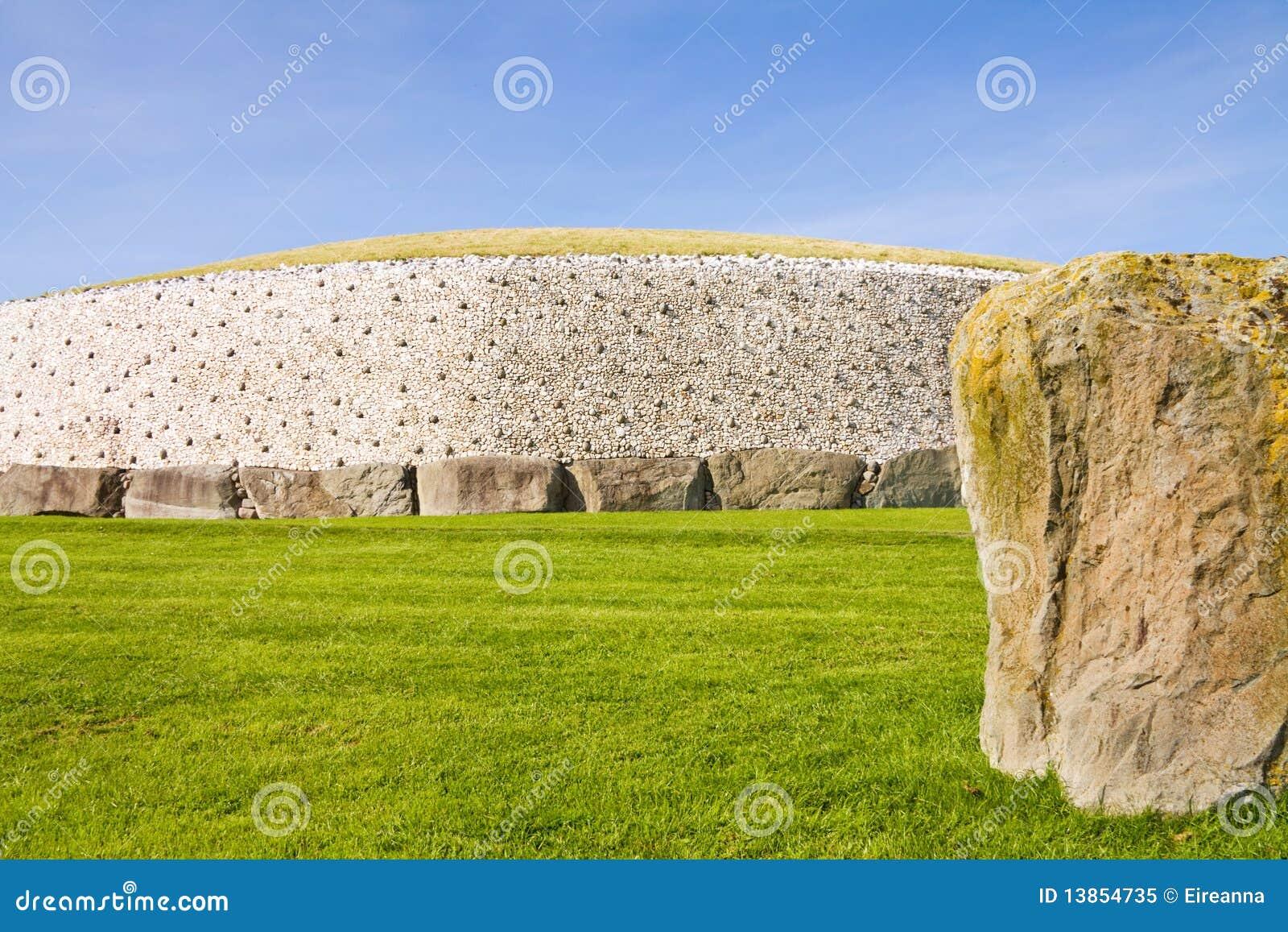 Site Newgrange de l UNESCO en Irlande