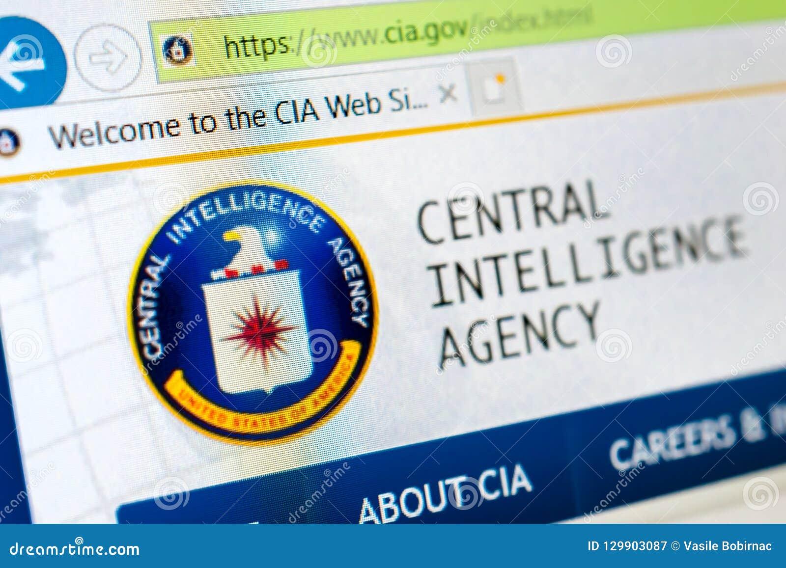 Site Web de CIA