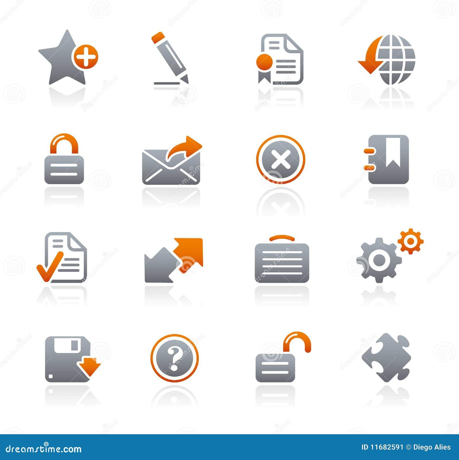 Site Web et Internet de // de graphismes de graphite
