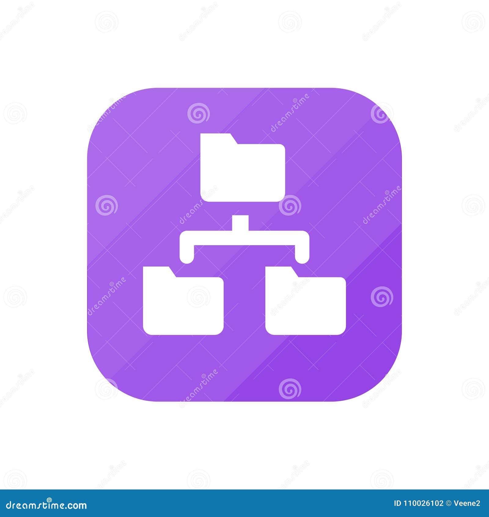 Sitemap - App Pictogram
