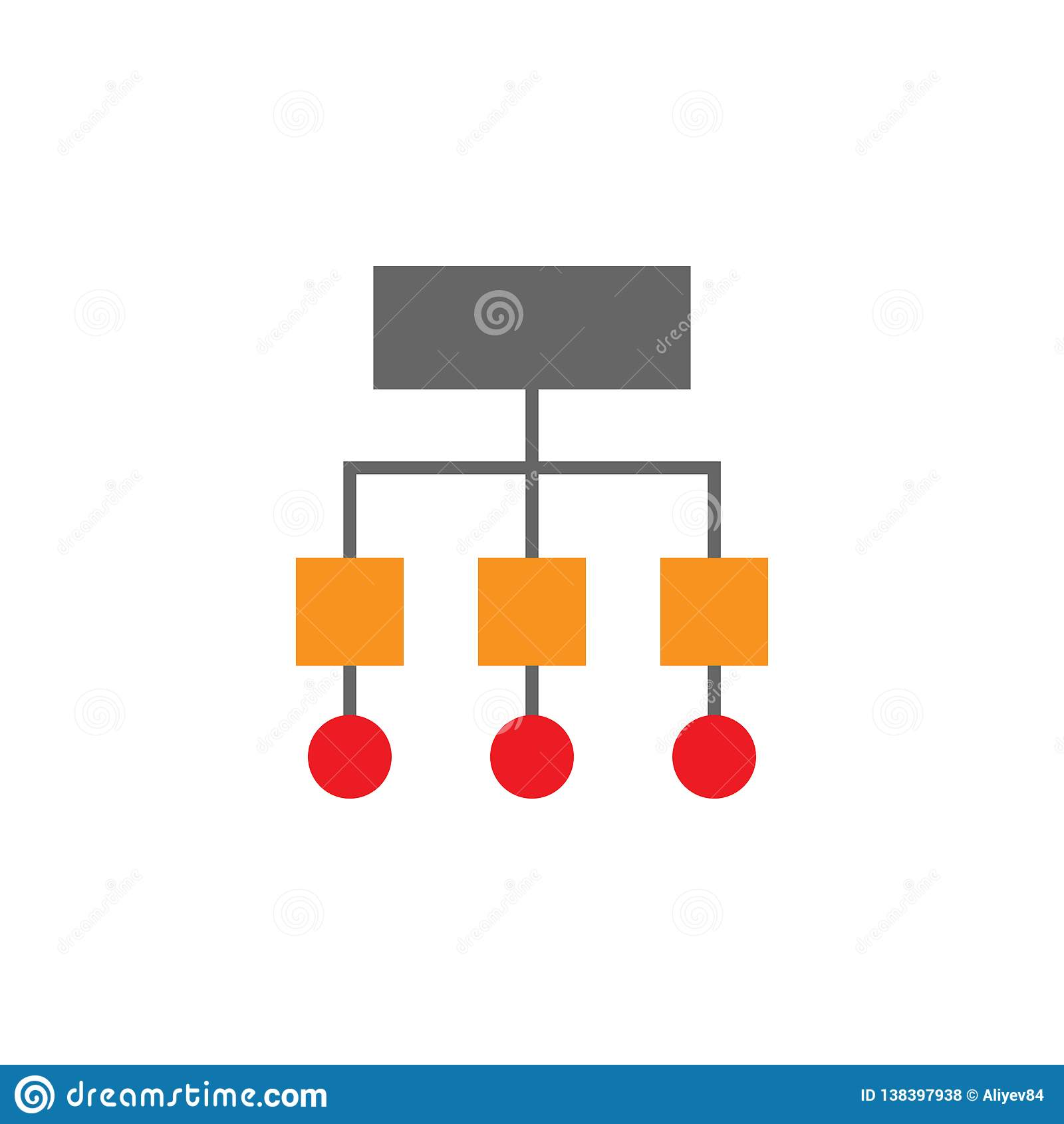 Sitemap symbolsymbol Beståndsdel av den rengöringsdukDesing symbolen för mobila begrepps- och rengöringsdukapps Specificerade Sit