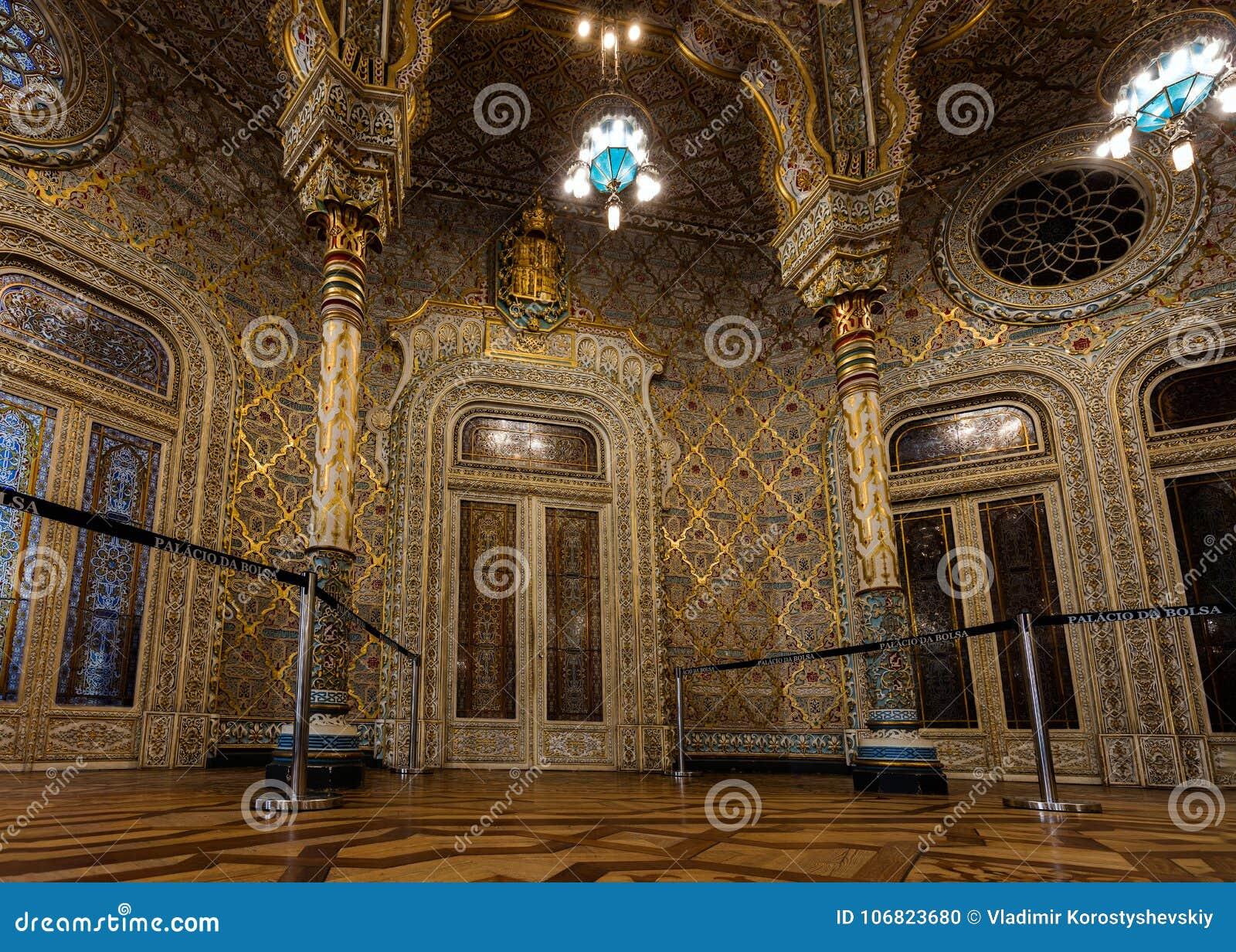 Del Palacio De Sitio Árabe Renacimiento Moro El En Bolsa ym0OvPnw8N