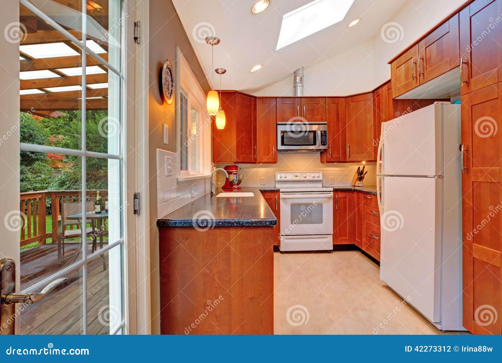 Tragaluz techo cocina