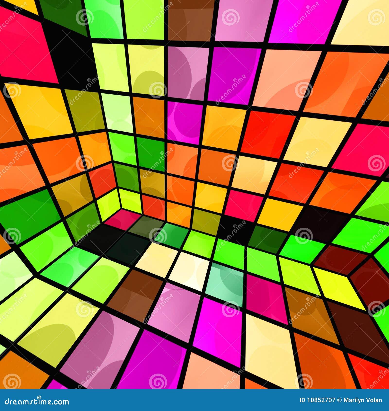 Sitio colorido del partido
