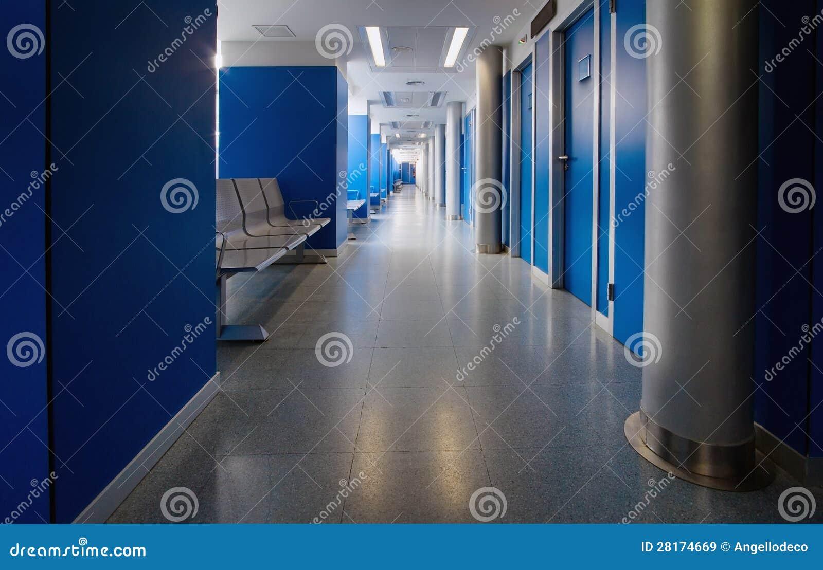 Sitio de consulta de un hospital