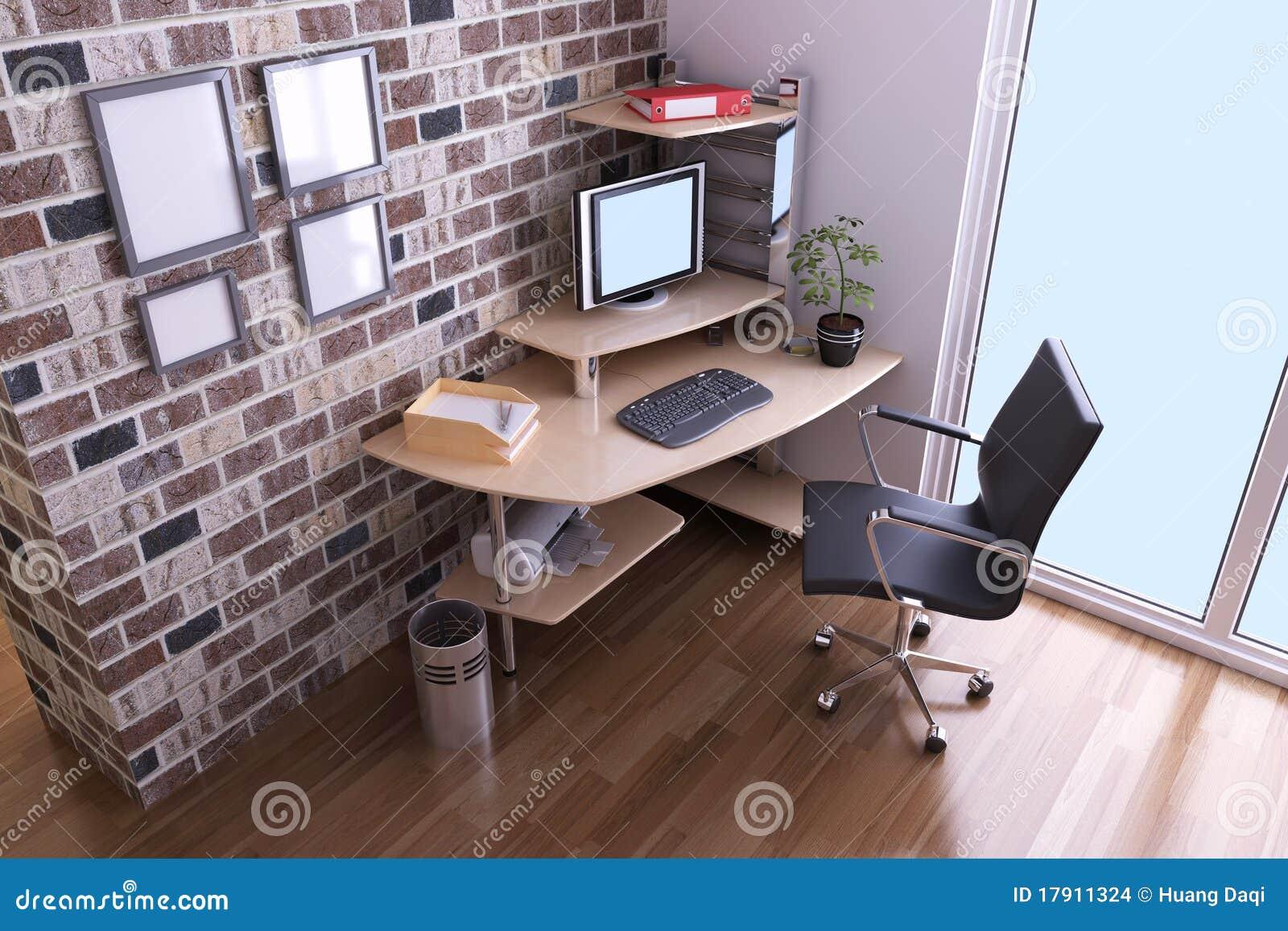 Sitio de estudio moderno