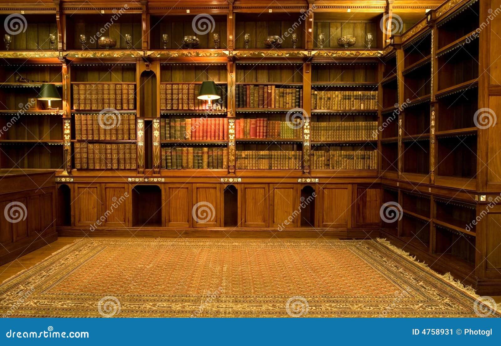 Sitio de lectura vacío