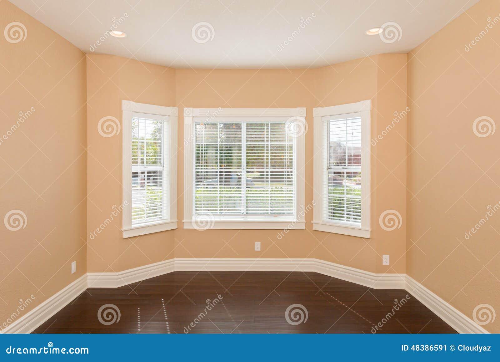 Sitio vacante de la ventana salediza