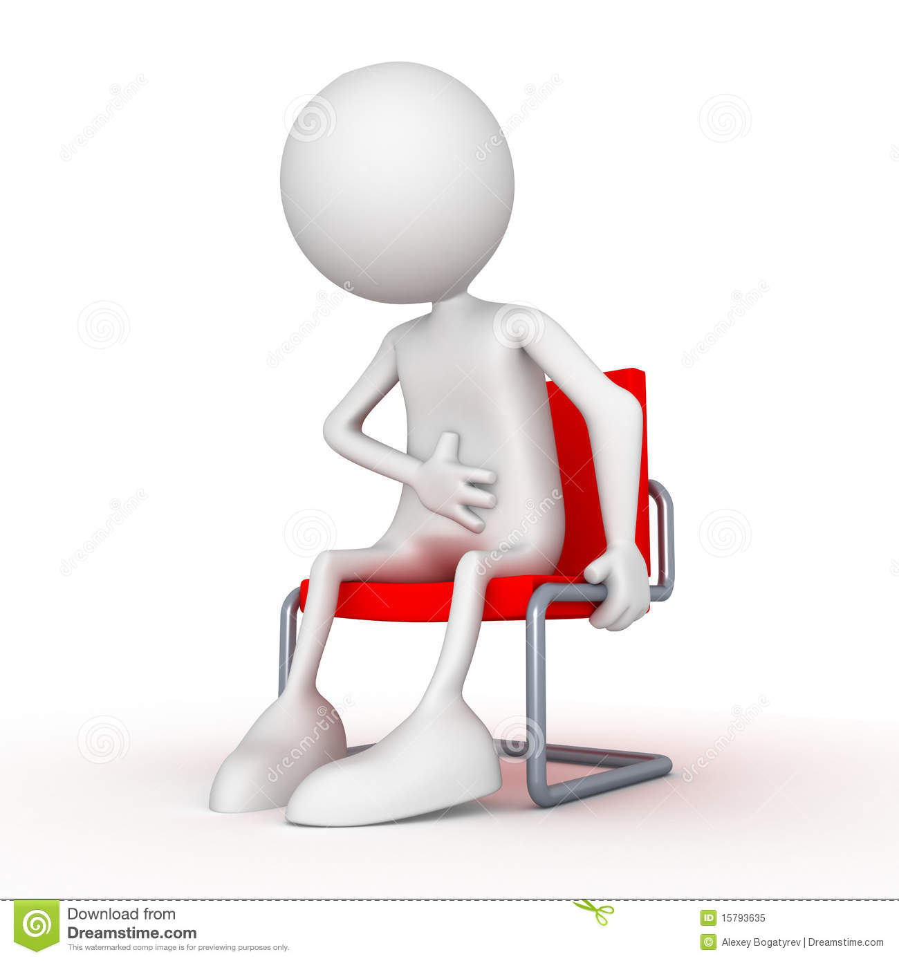 Sitting on easy chair royalty free stock photo image for Sitting easy chairs