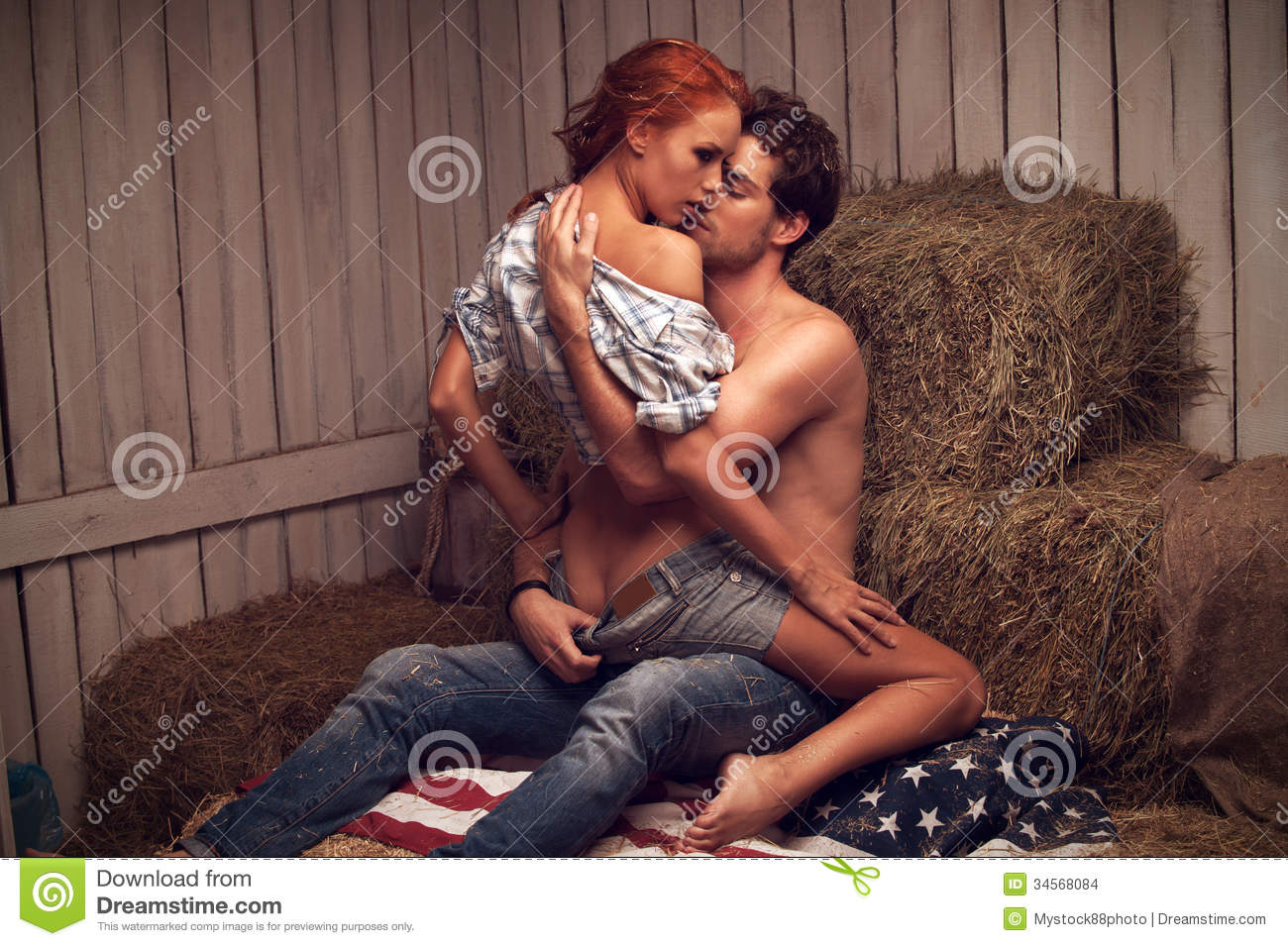 Sexy women kissing men