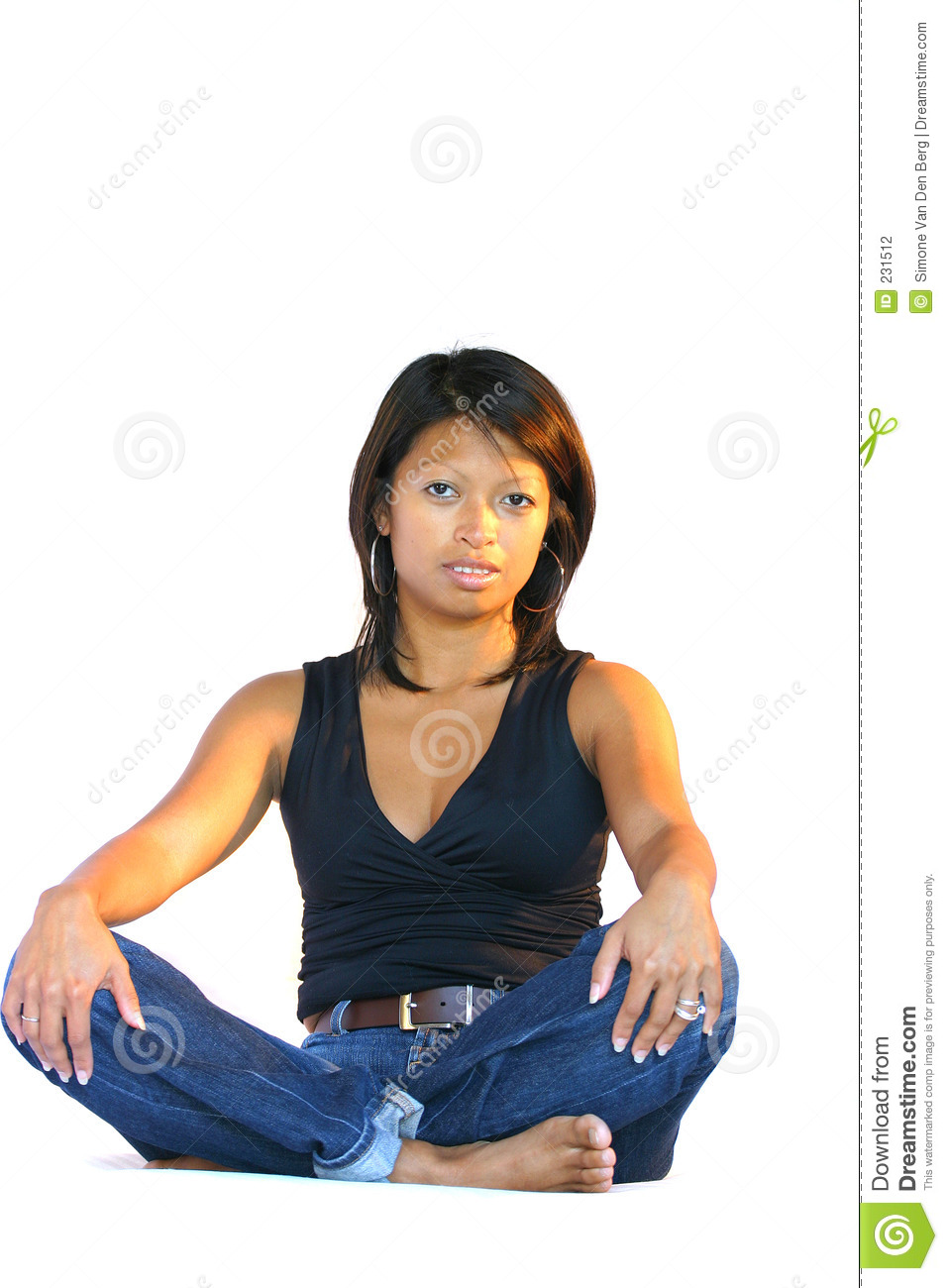 Sitting Pretty Stock Photography - Image: 231512