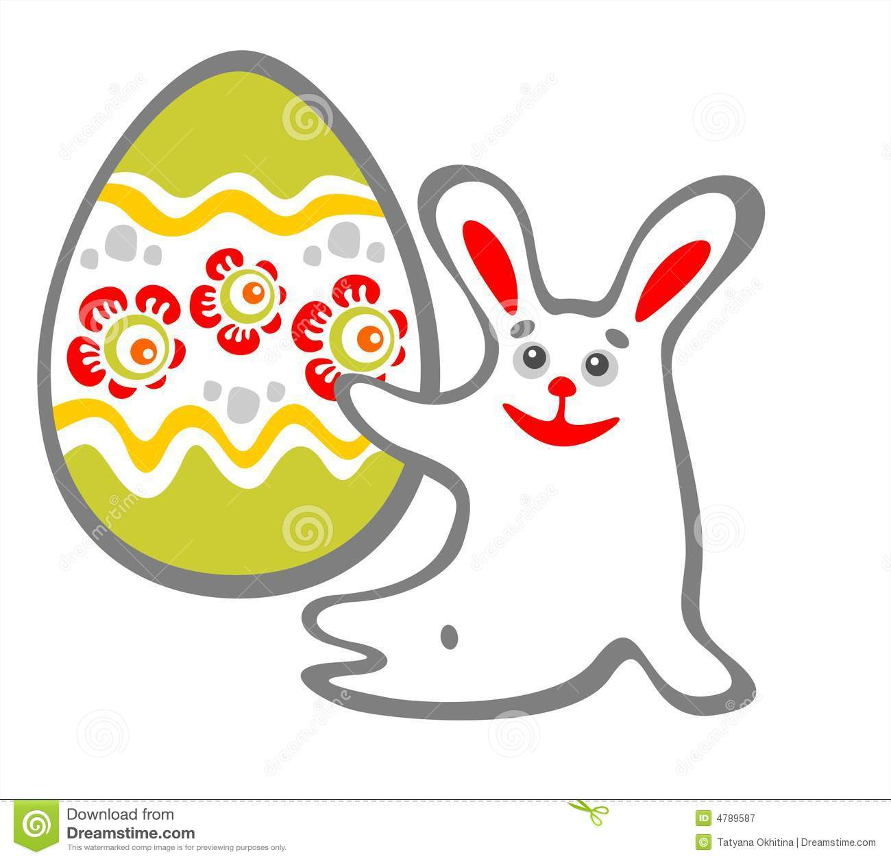 Cockatile Sitting On Easter Eggs 69