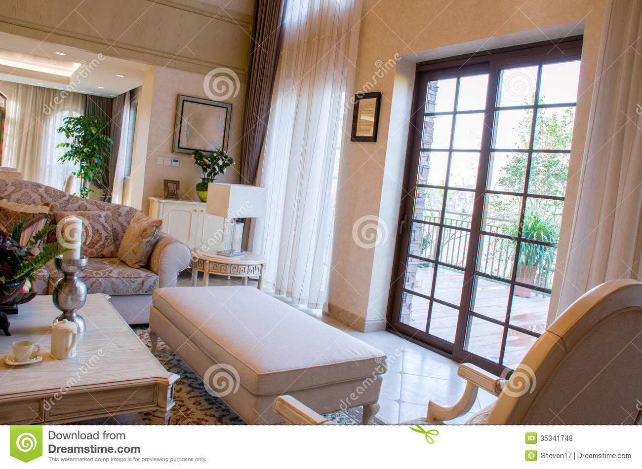 Sitting room royalty free stock photos image 35341748 for Beautiful sitting rooms