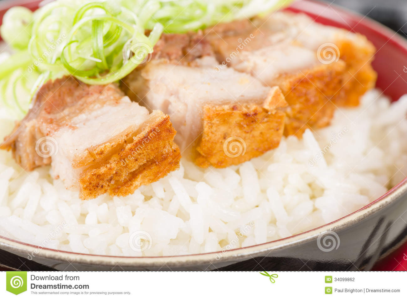Siu Yuk Stock Photography - Image: 34099862