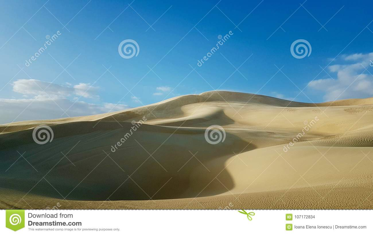 Siwa Oasis - The Beauty Of The Desert Stock Photo - Image of
