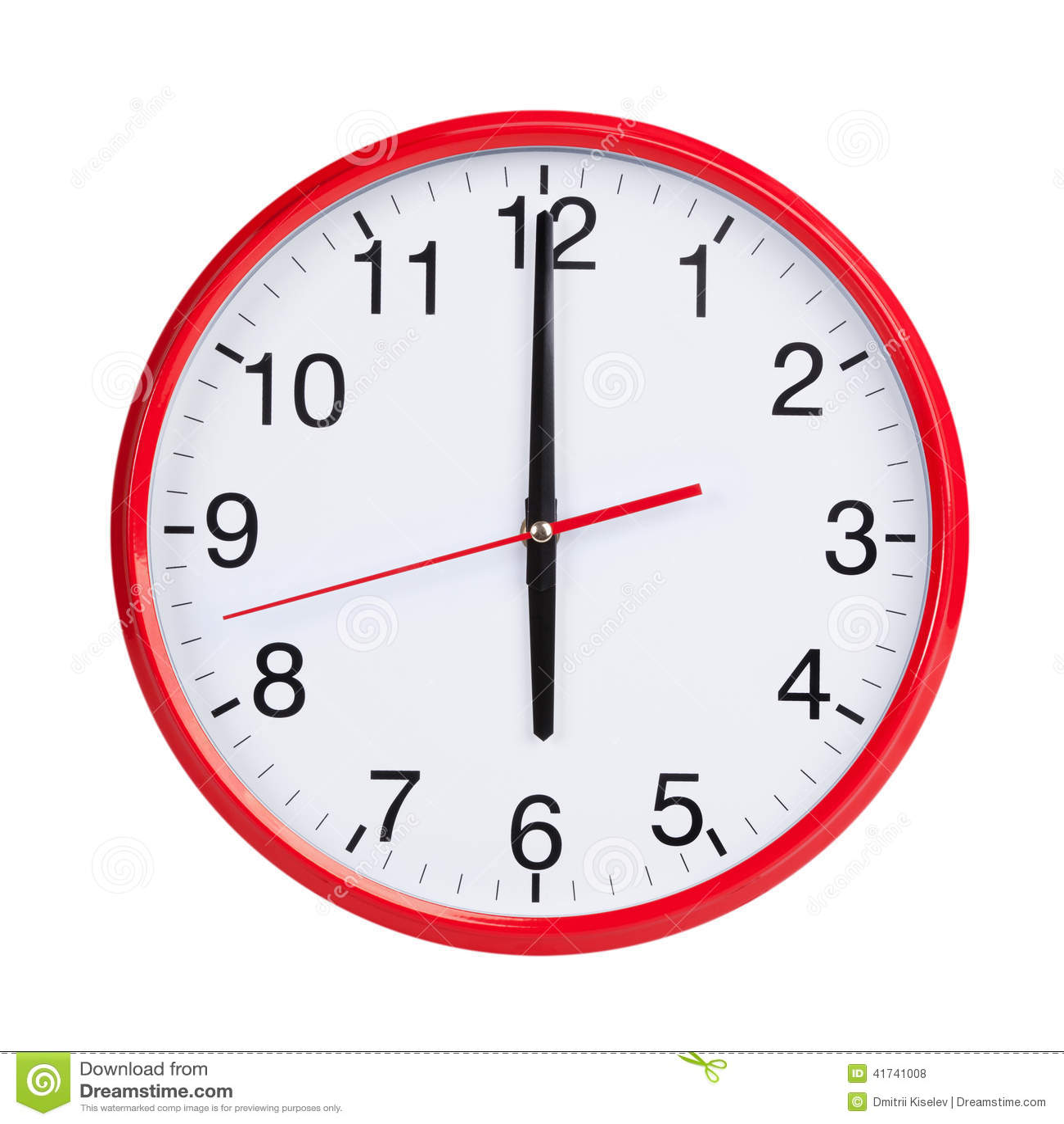 cadran heure