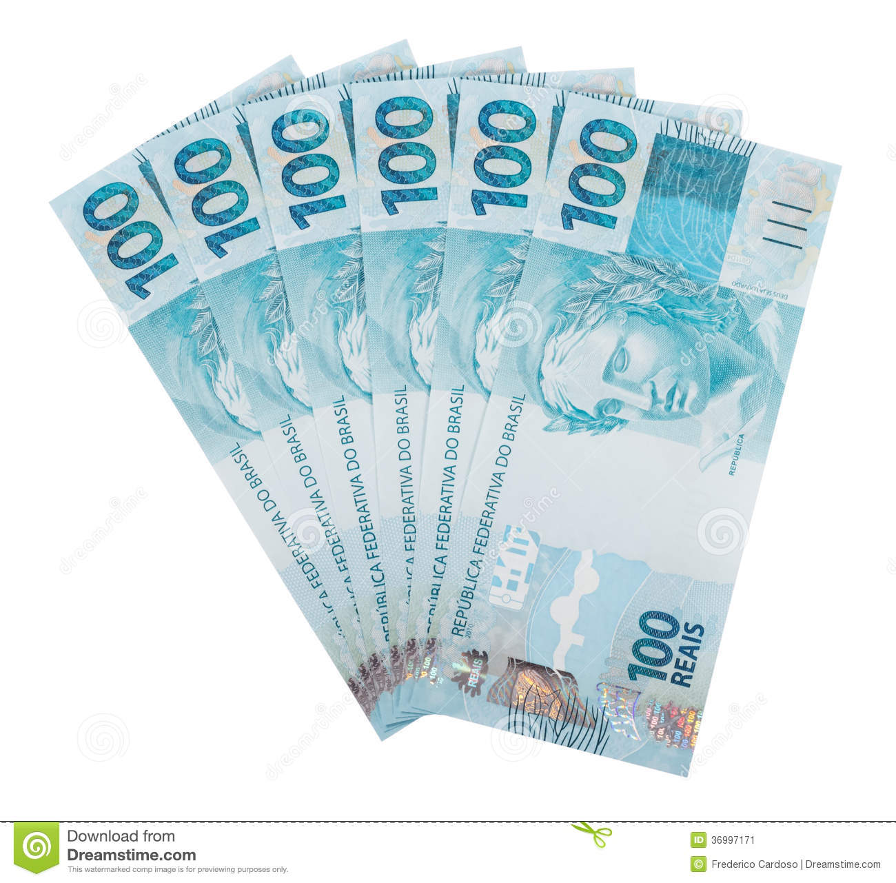 Six hundred reais stock image. Image of legal, investment ...