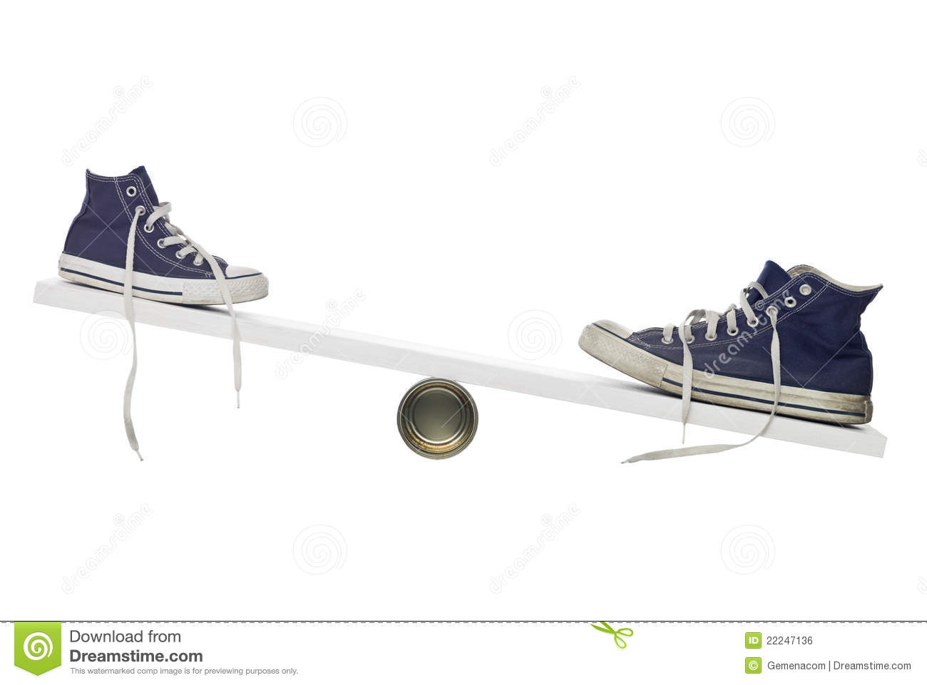 Difference Between Men's Shoe Size and Women's Shoe Size