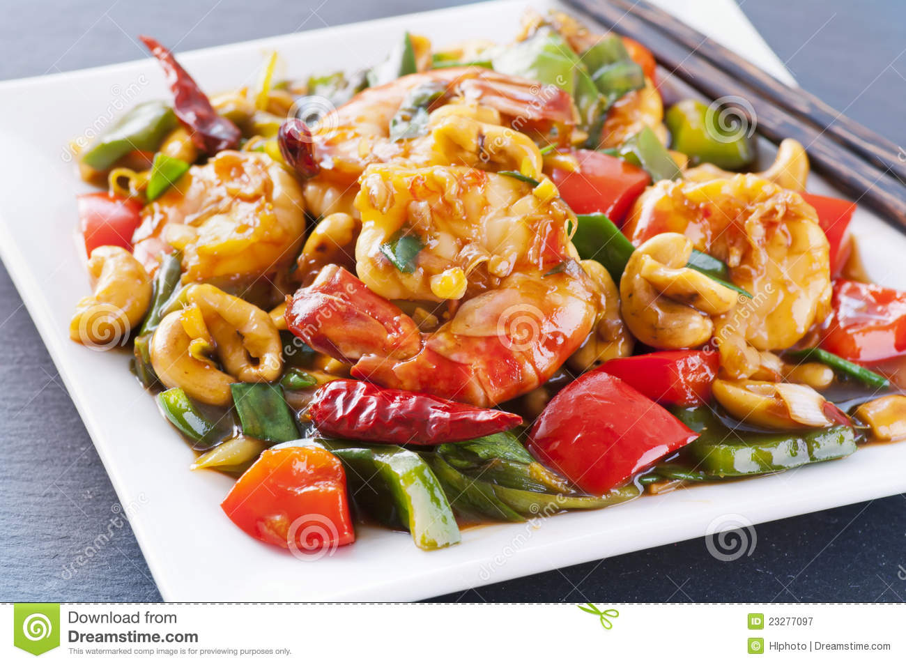 how to cook spicy shrimp gambas
