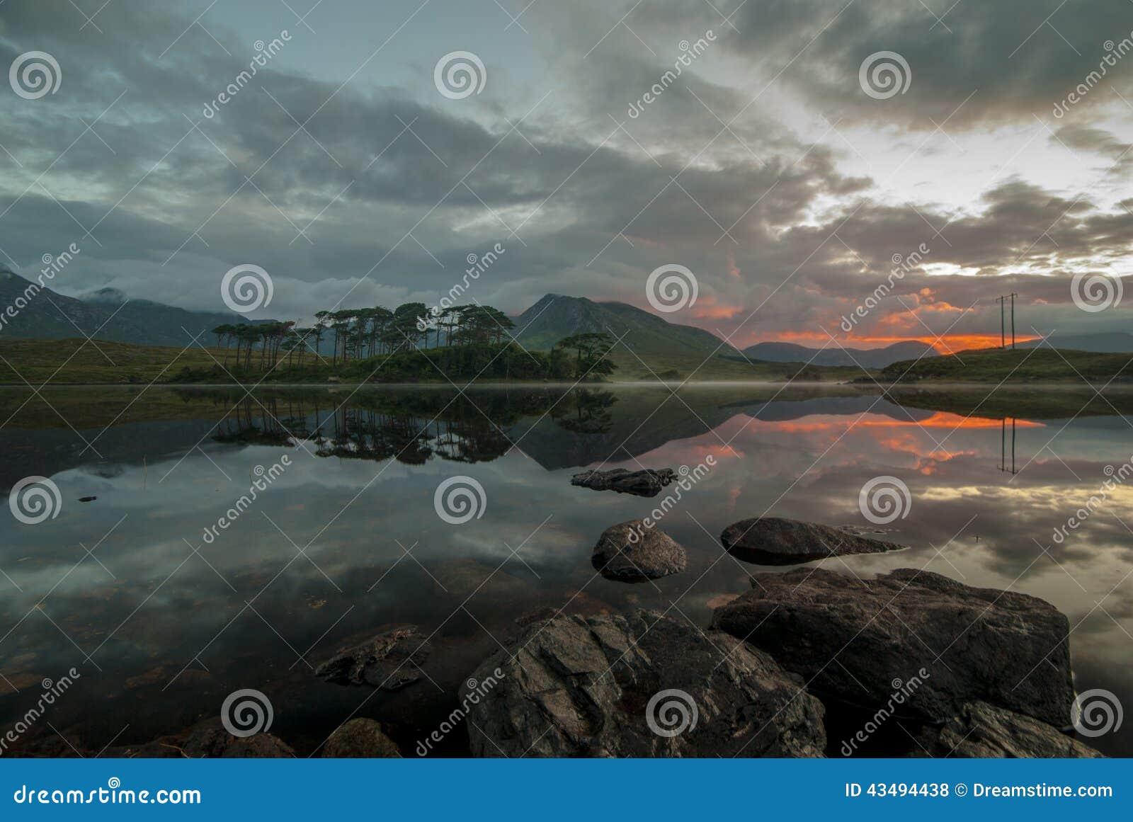 Sjö Irland