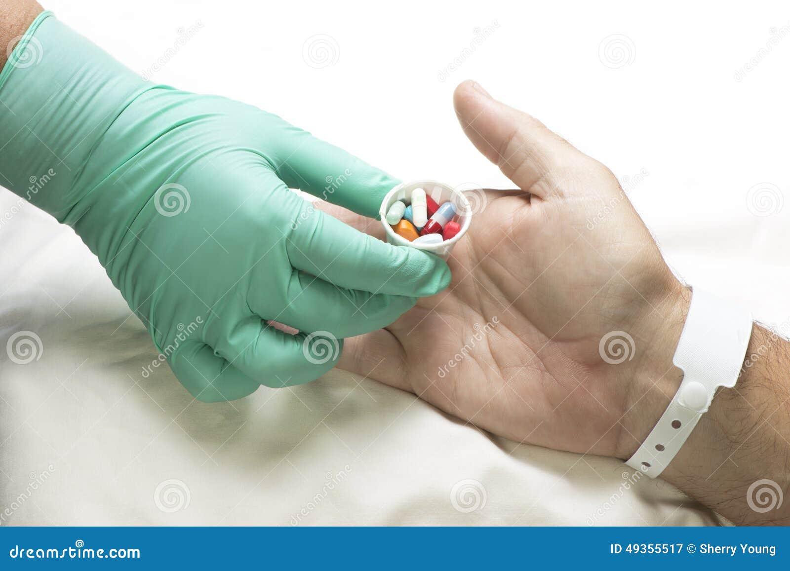 Sjukhusläkarbehandlingar