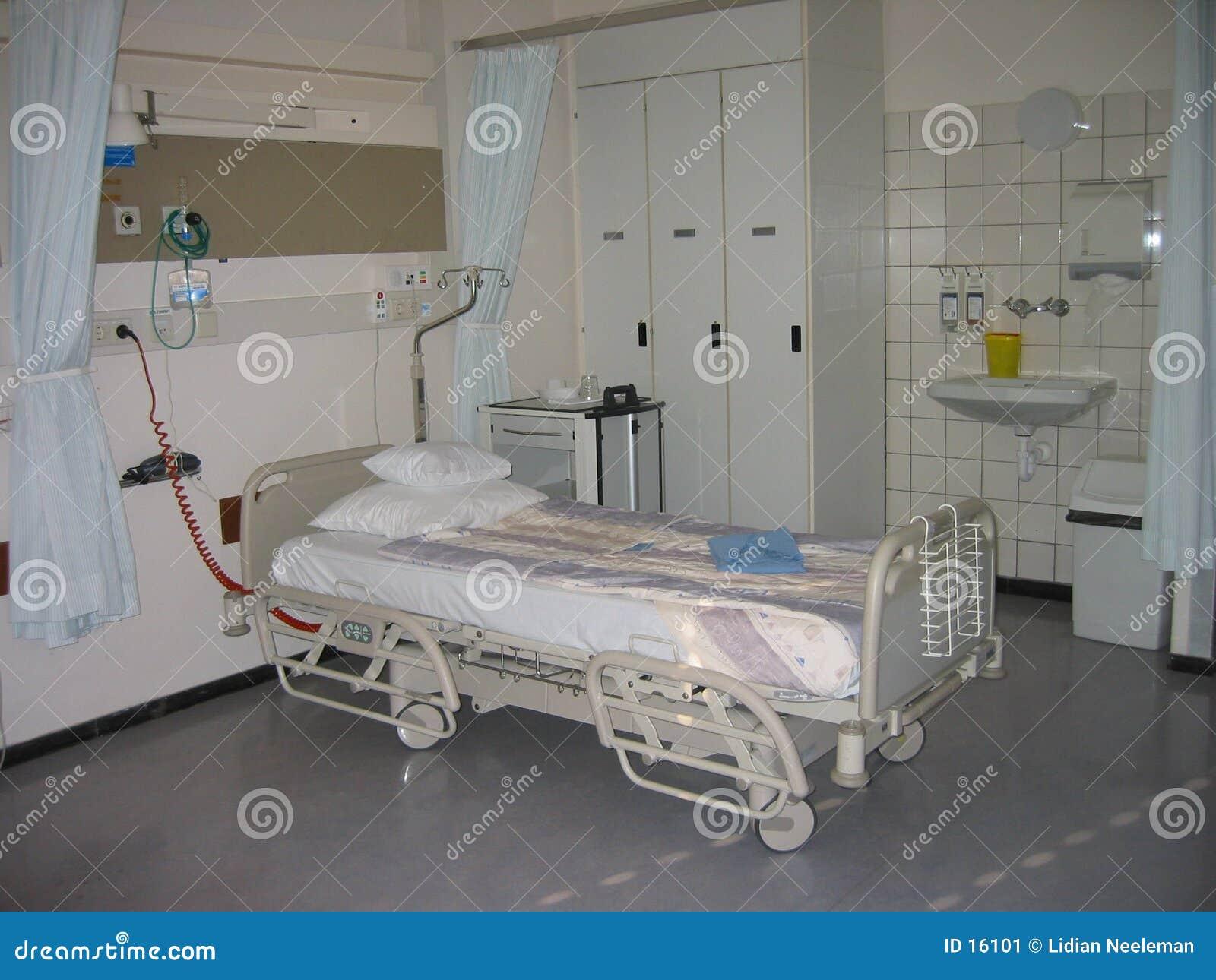 Sjukhuslokal