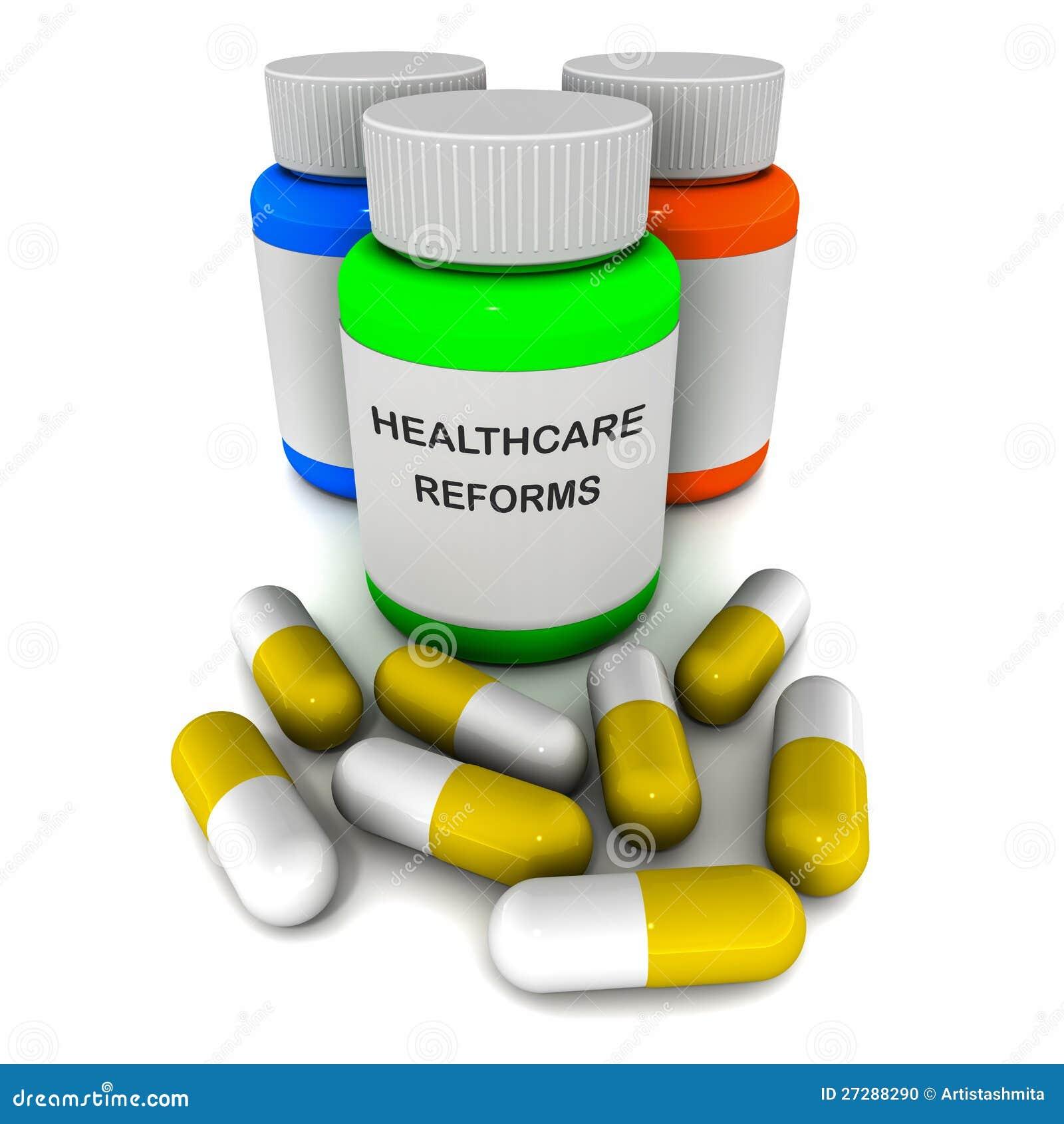 Sjukvårdreform