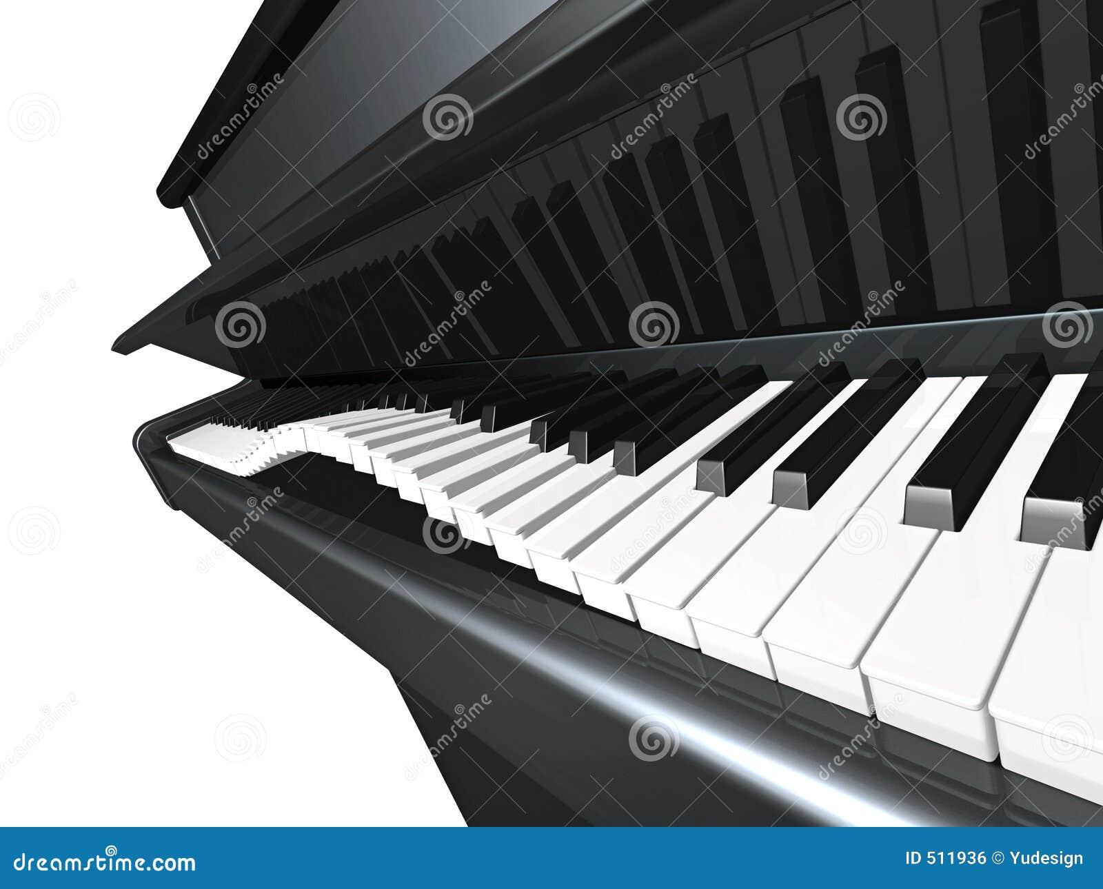 Skämtsamt piano