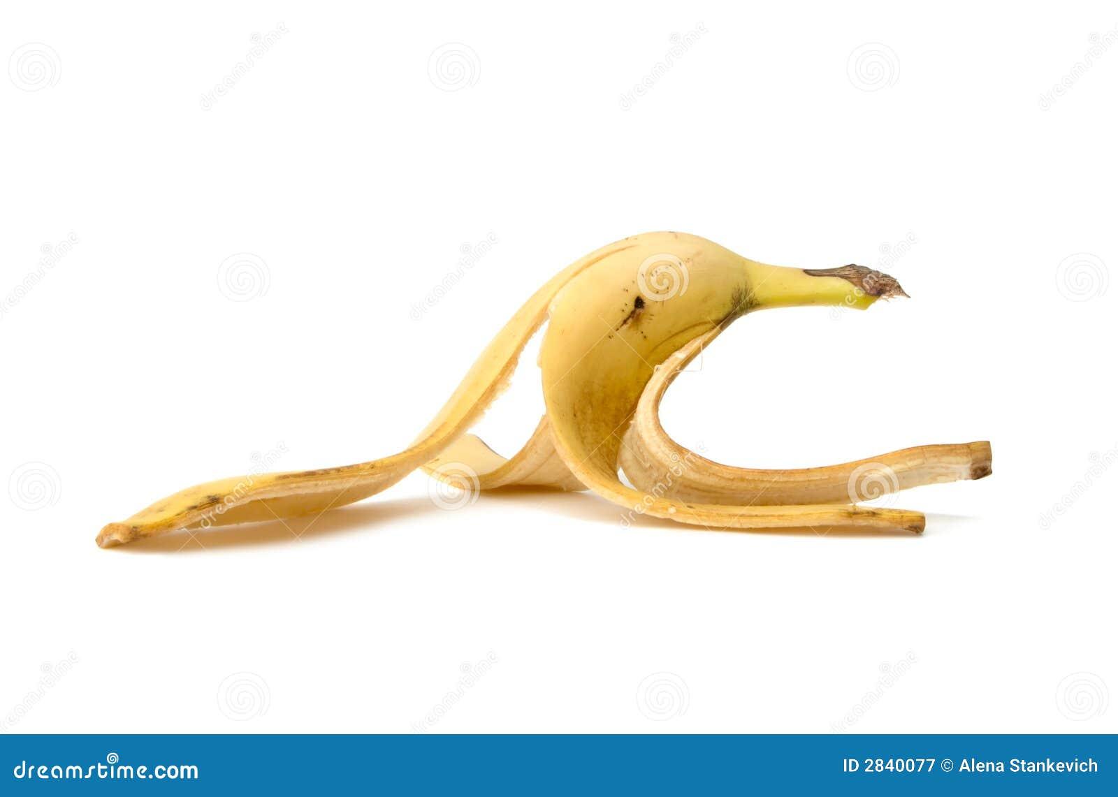 Skórka bananów
