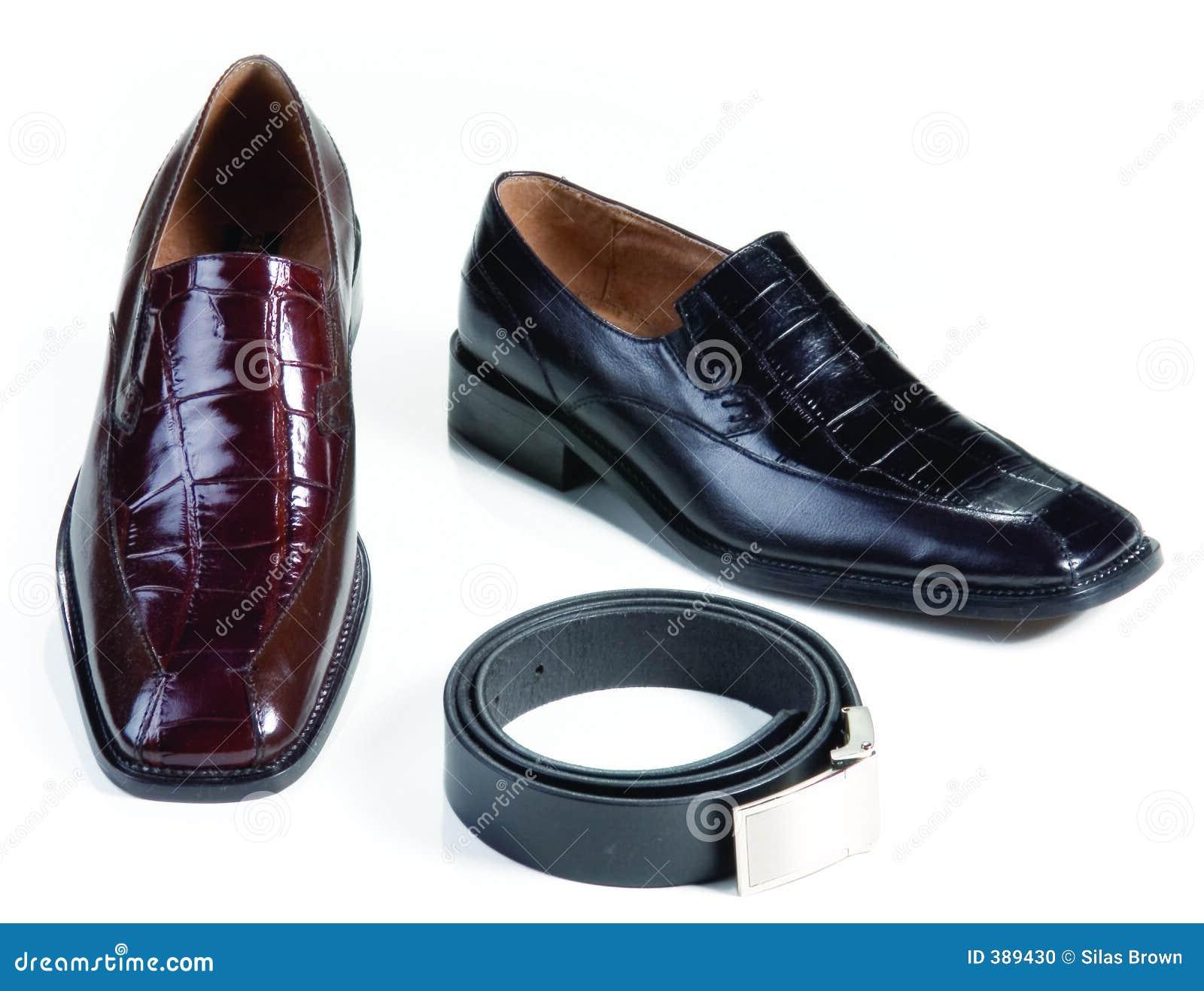 Skórzane buty formalne wag