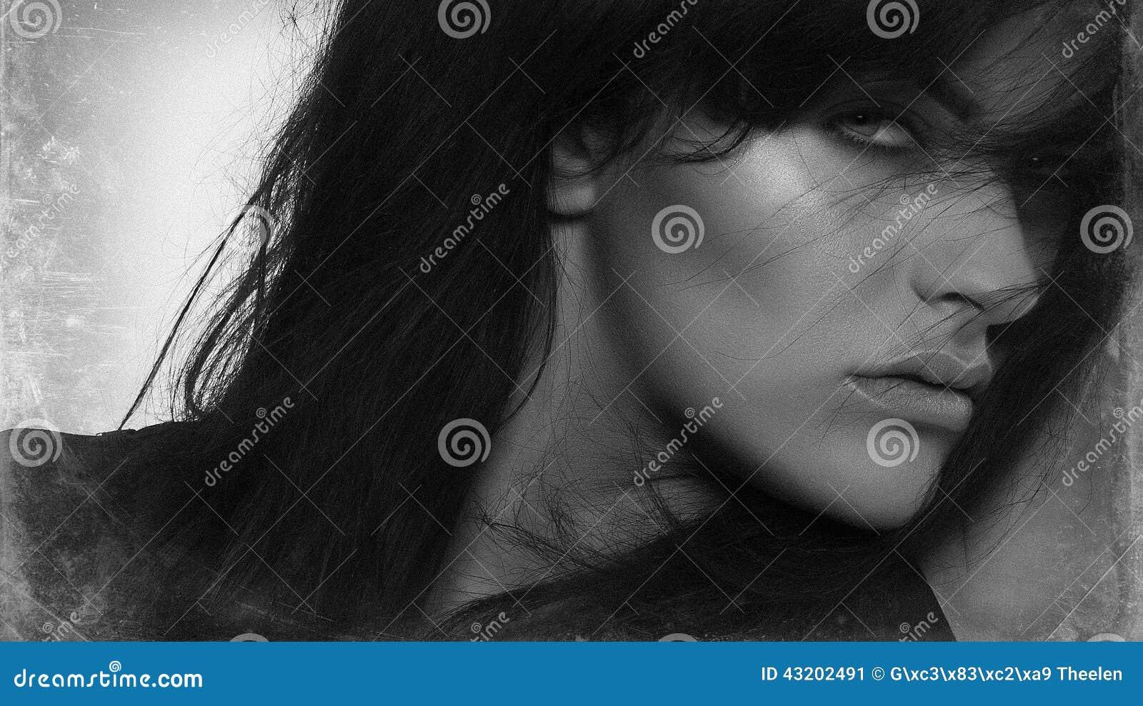 Download Skönhet modellerar fotografering för bildbyråer. Bild av rött - 43202491
