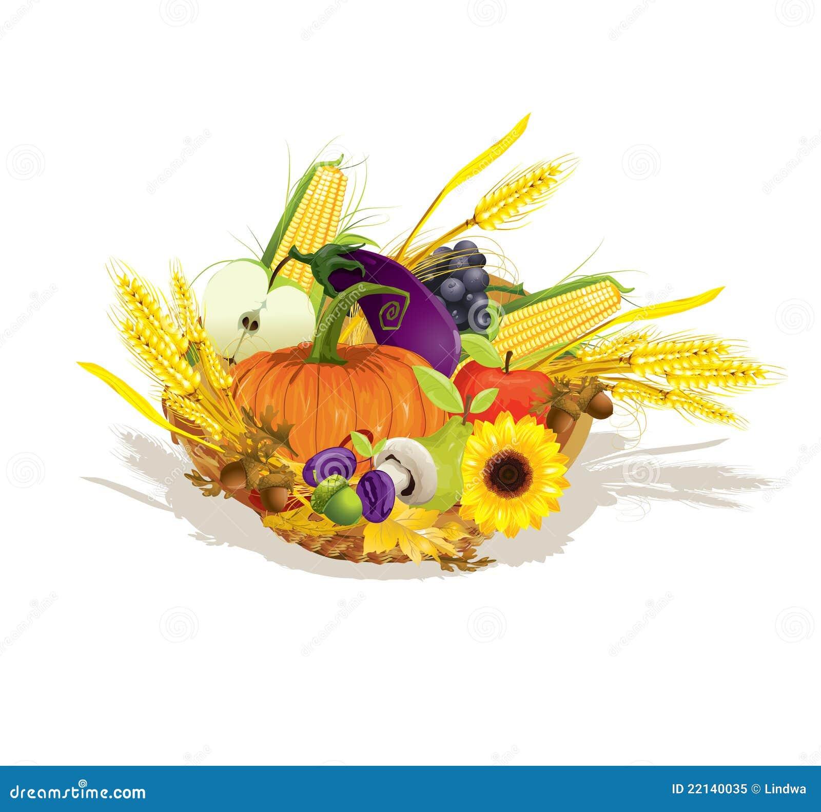 Skördrichgrönsaker