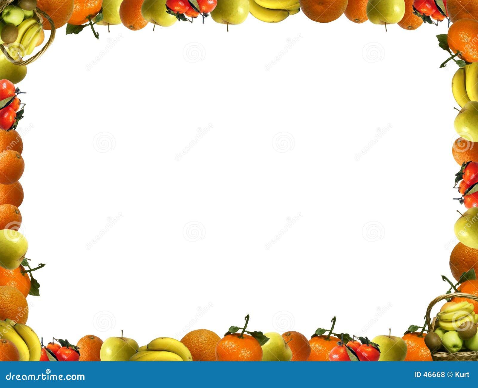 Składa się z ramową owoców