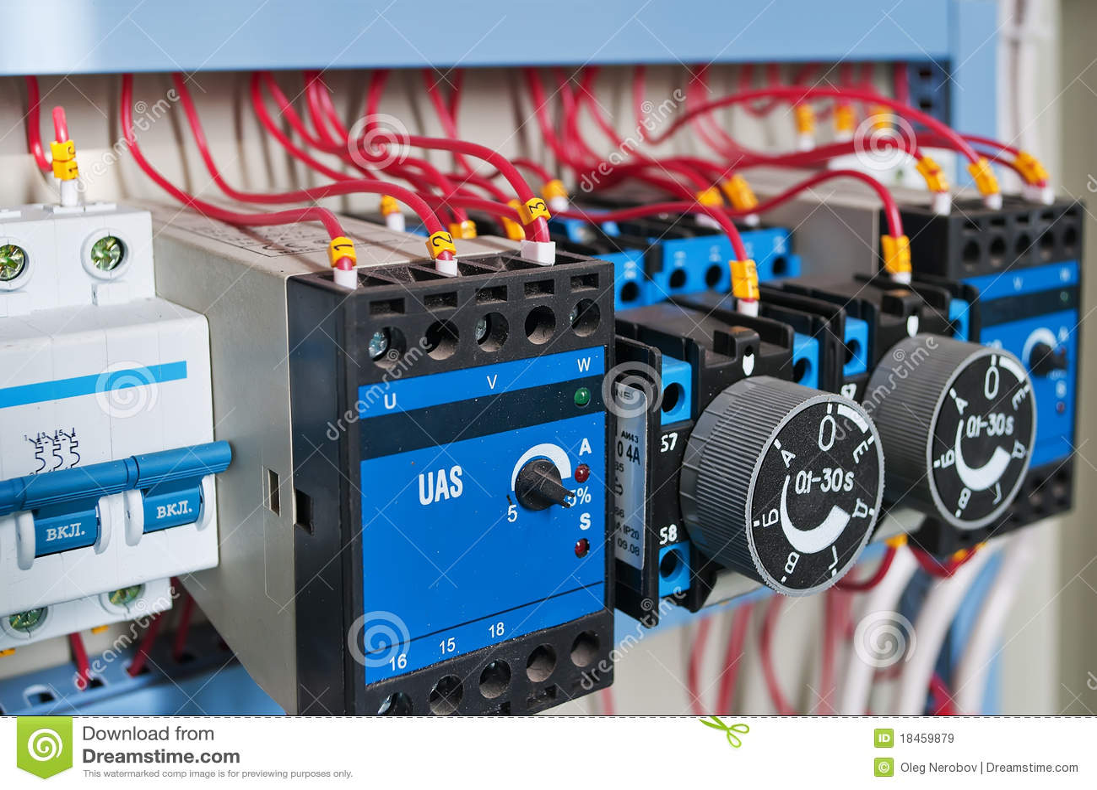 Składniki elektryczni