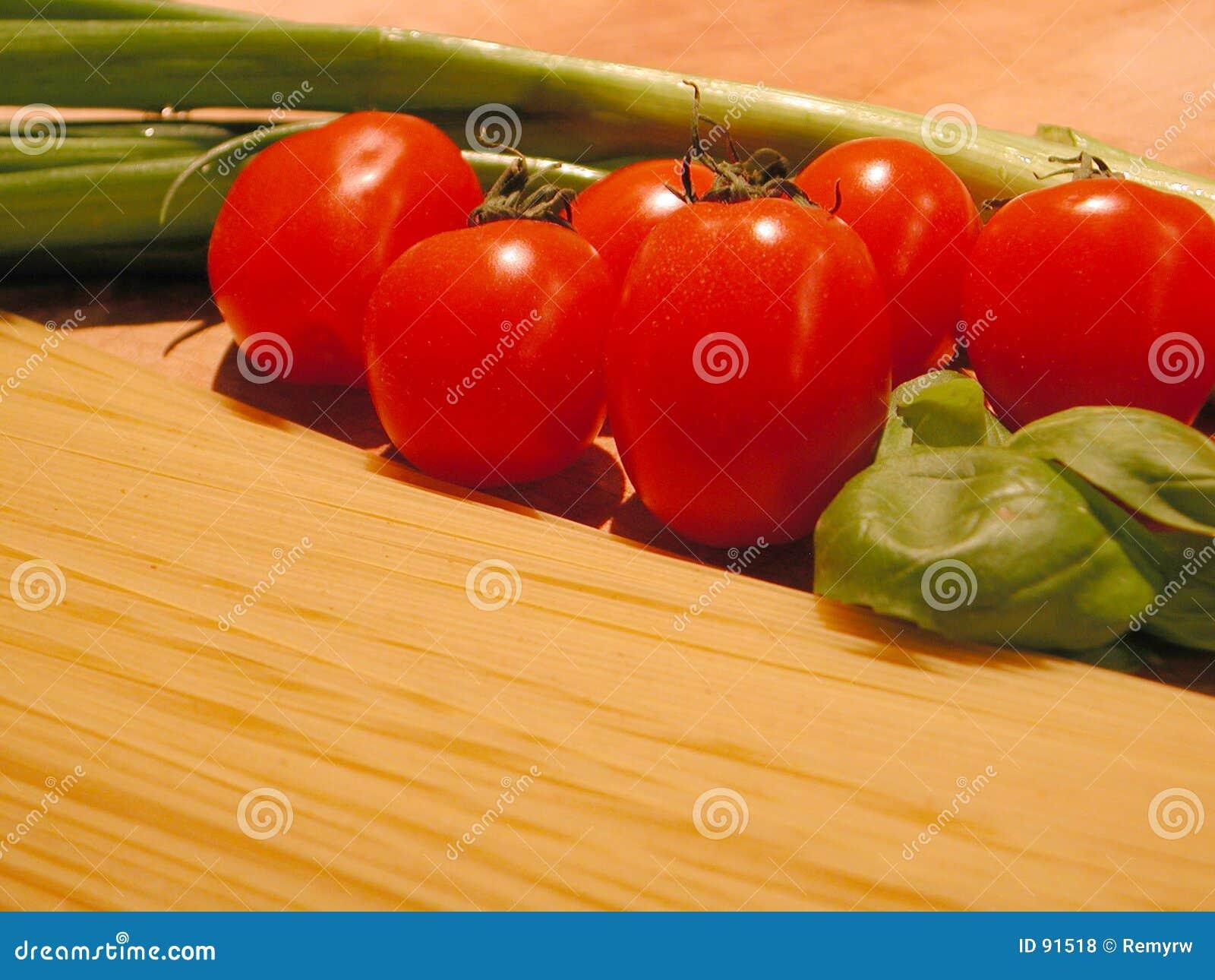 Składniki włoskich kolację