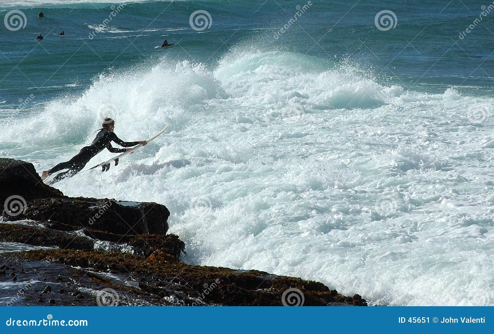 Skacz surf