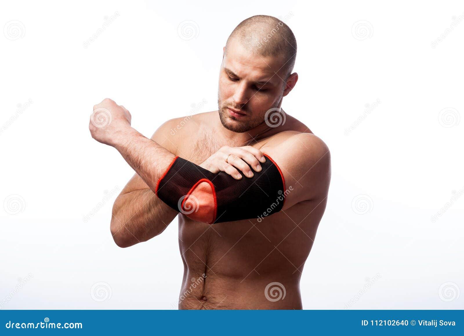 Skada av armbågen