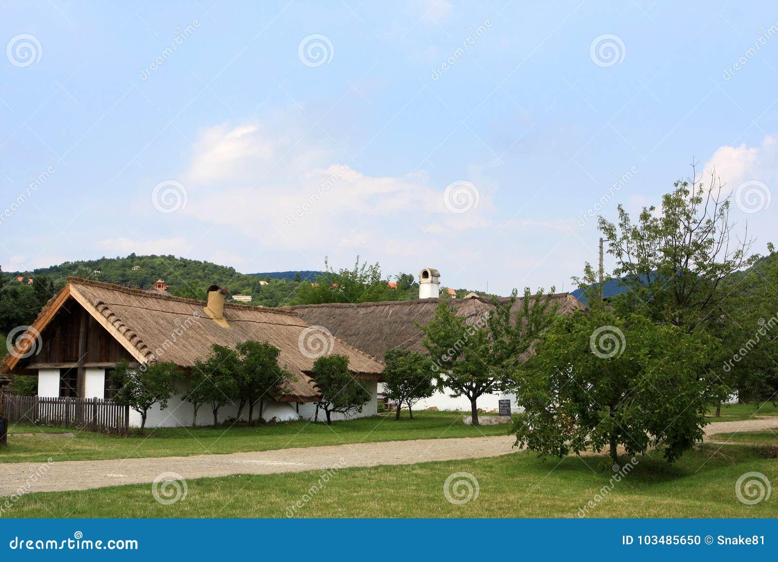 Skanzen, Hungary