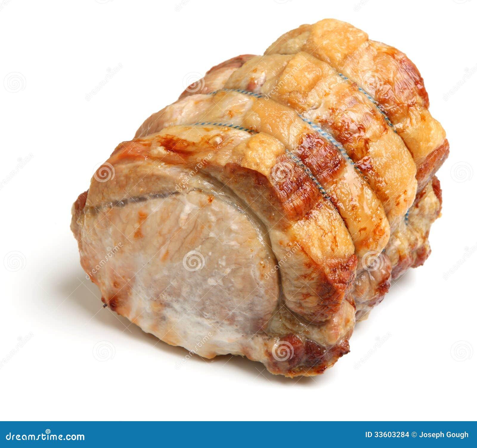 Skarv för stekgriskött