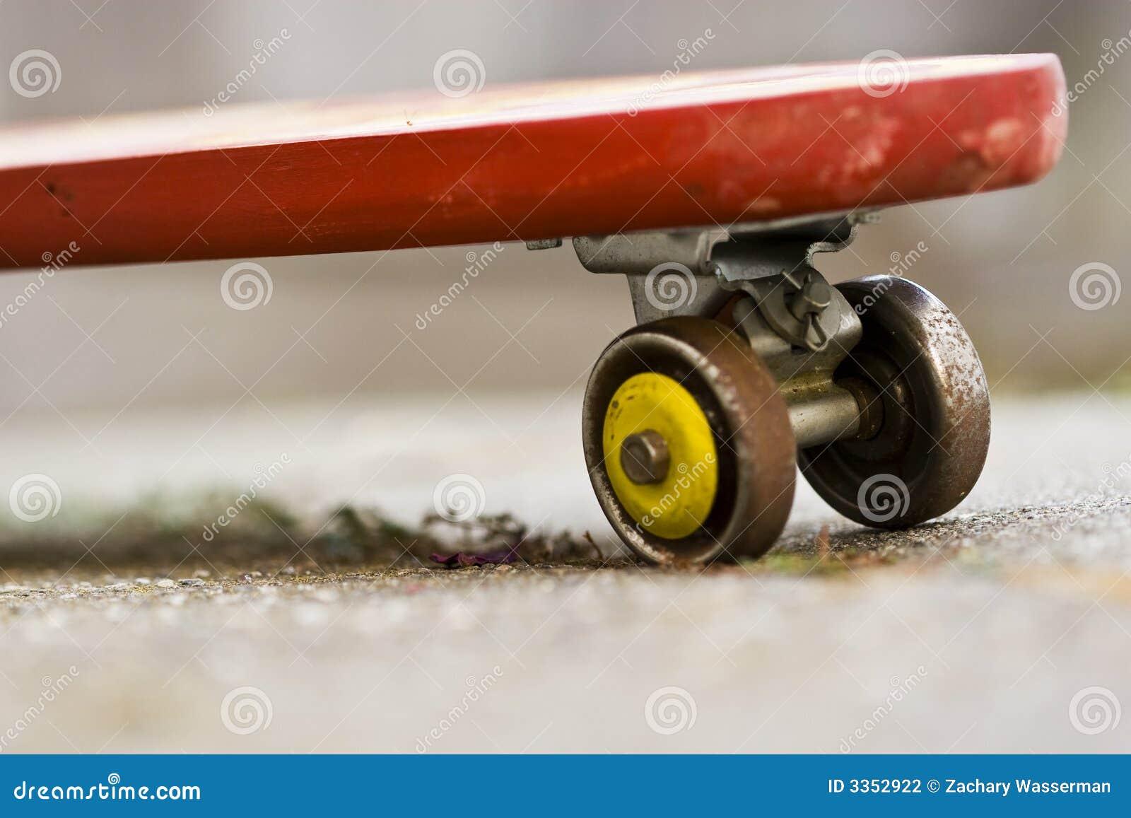 Skate do vintage