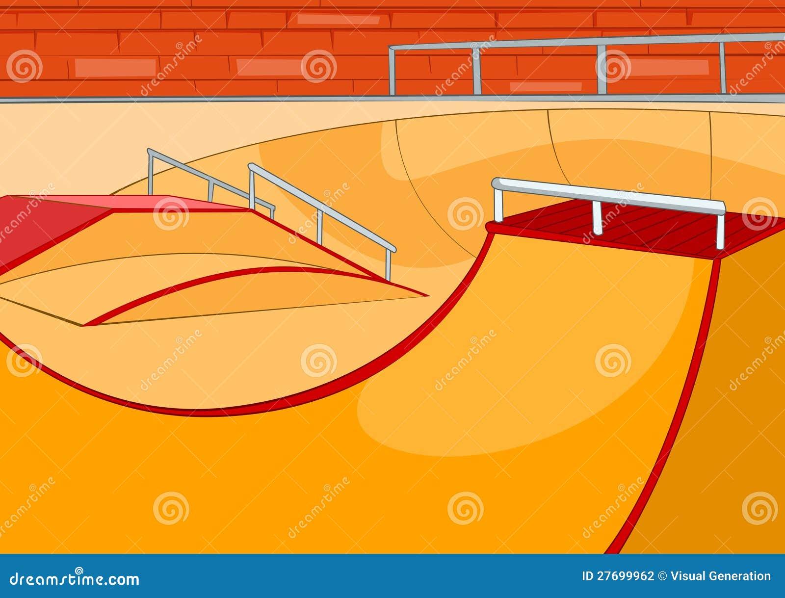 Skate Ramp Stock Photography Image 27699962