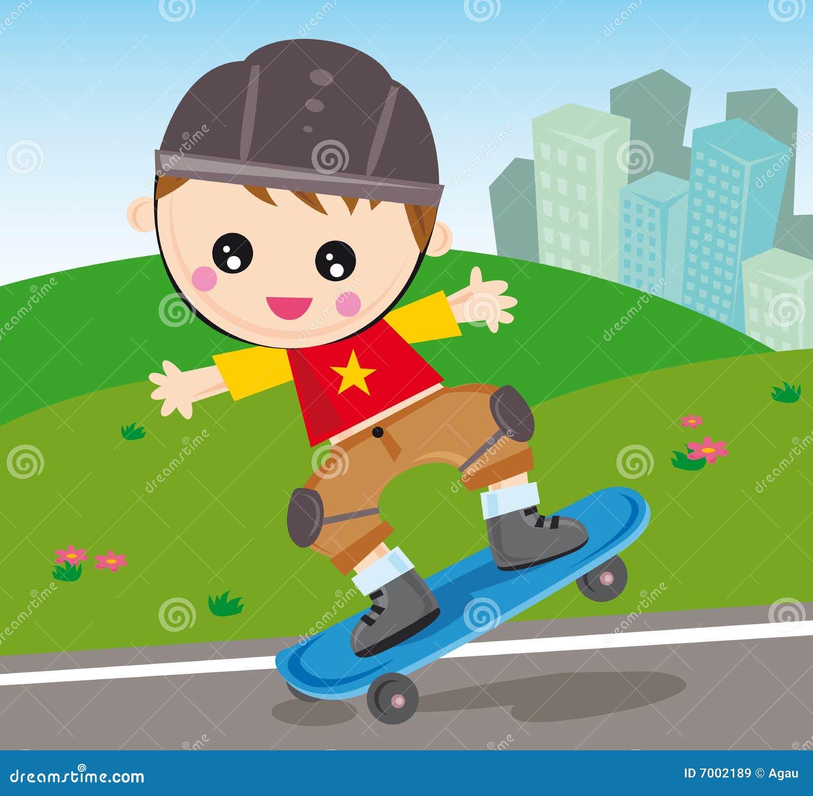 Skateboard αγοριών