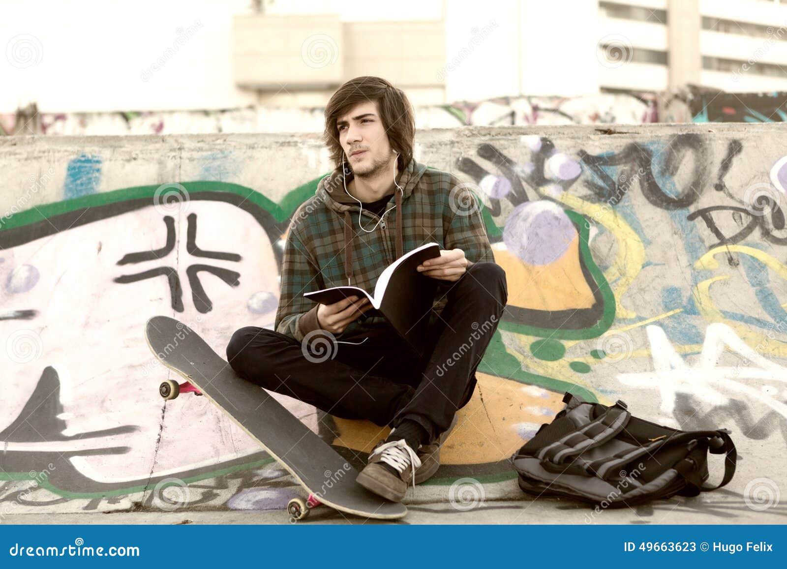 Skateboradåkare
