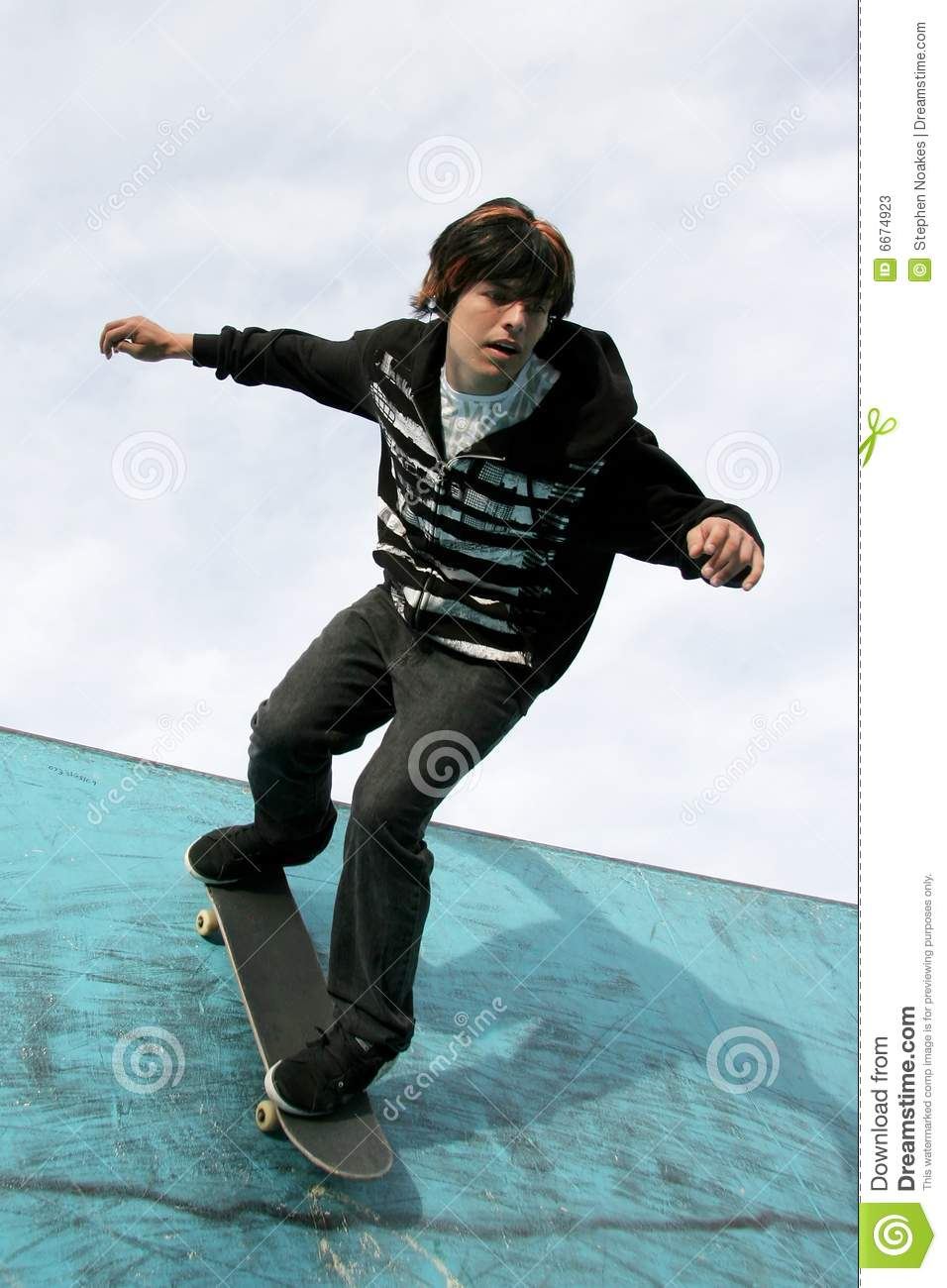 Skater Boy Stock Photos - Image: 6674923