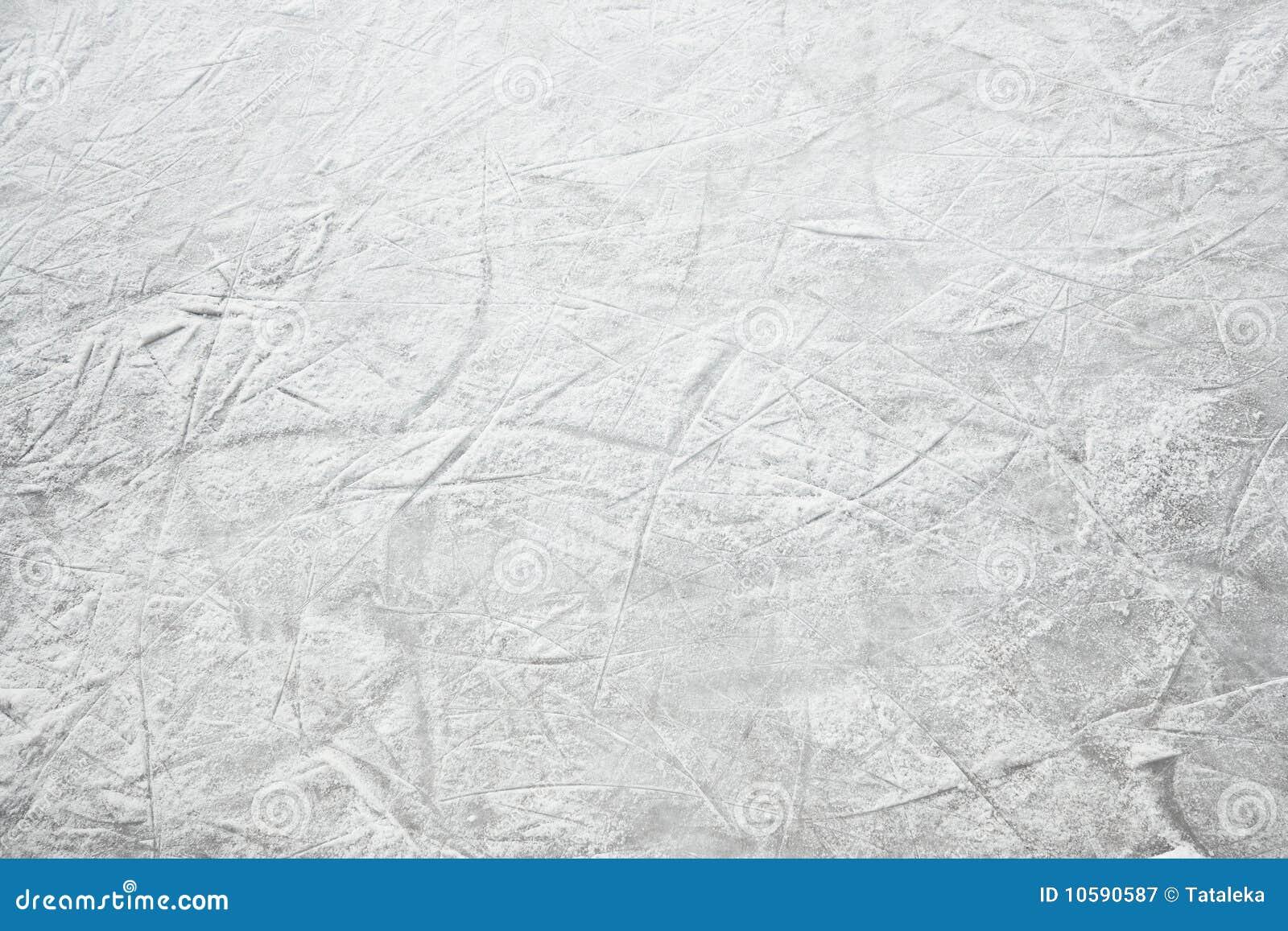 Skating ice